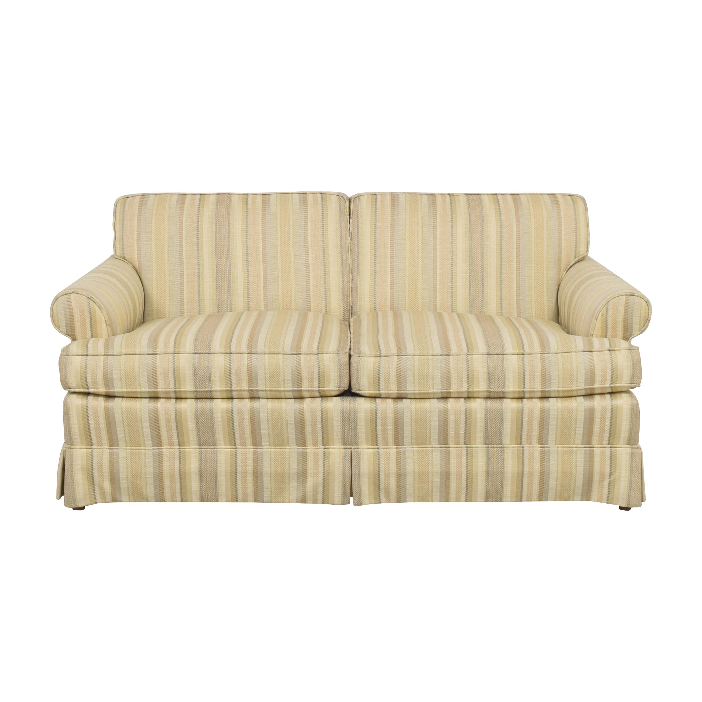 Heritage Heritage Stripe Two Cushion Sofa nyc