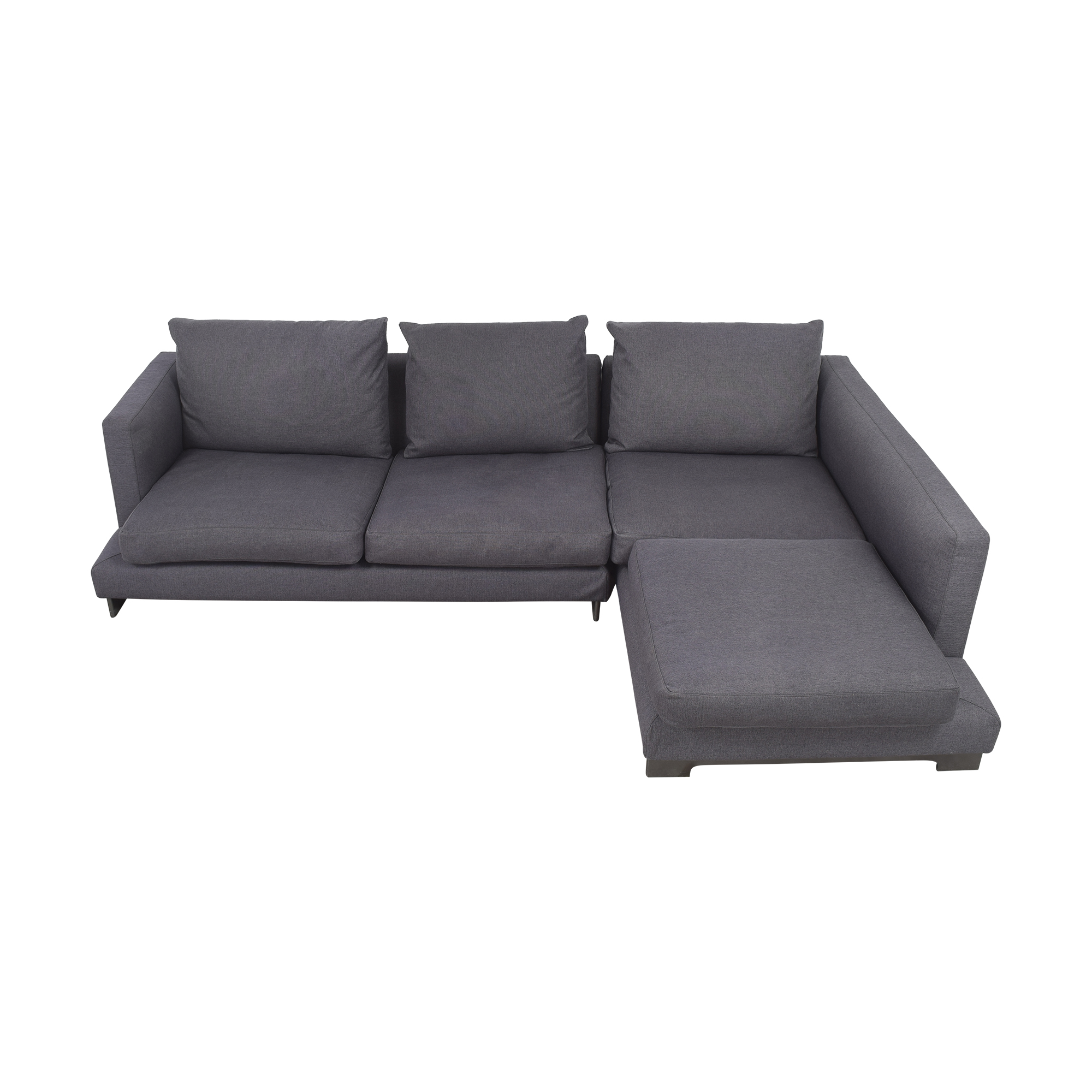 Camerich Camerich Lazy Time Chaise Sectional Sofa coupon