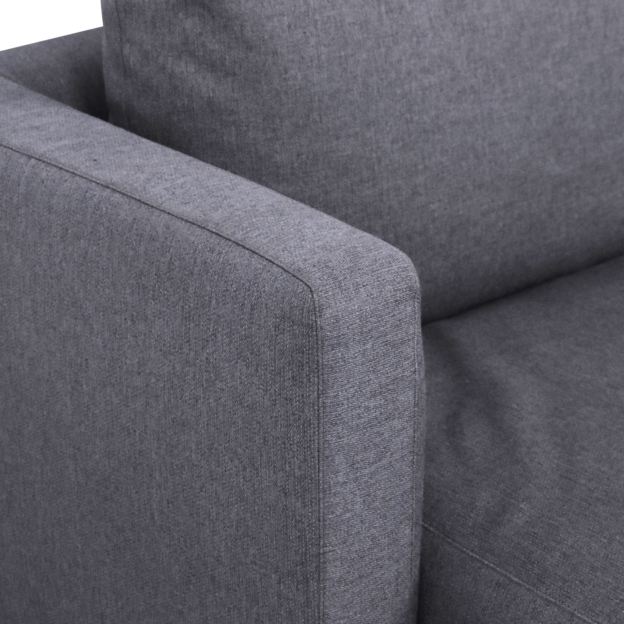 Camerich Camerich Lazy Time Chaise Sectional Sofa used