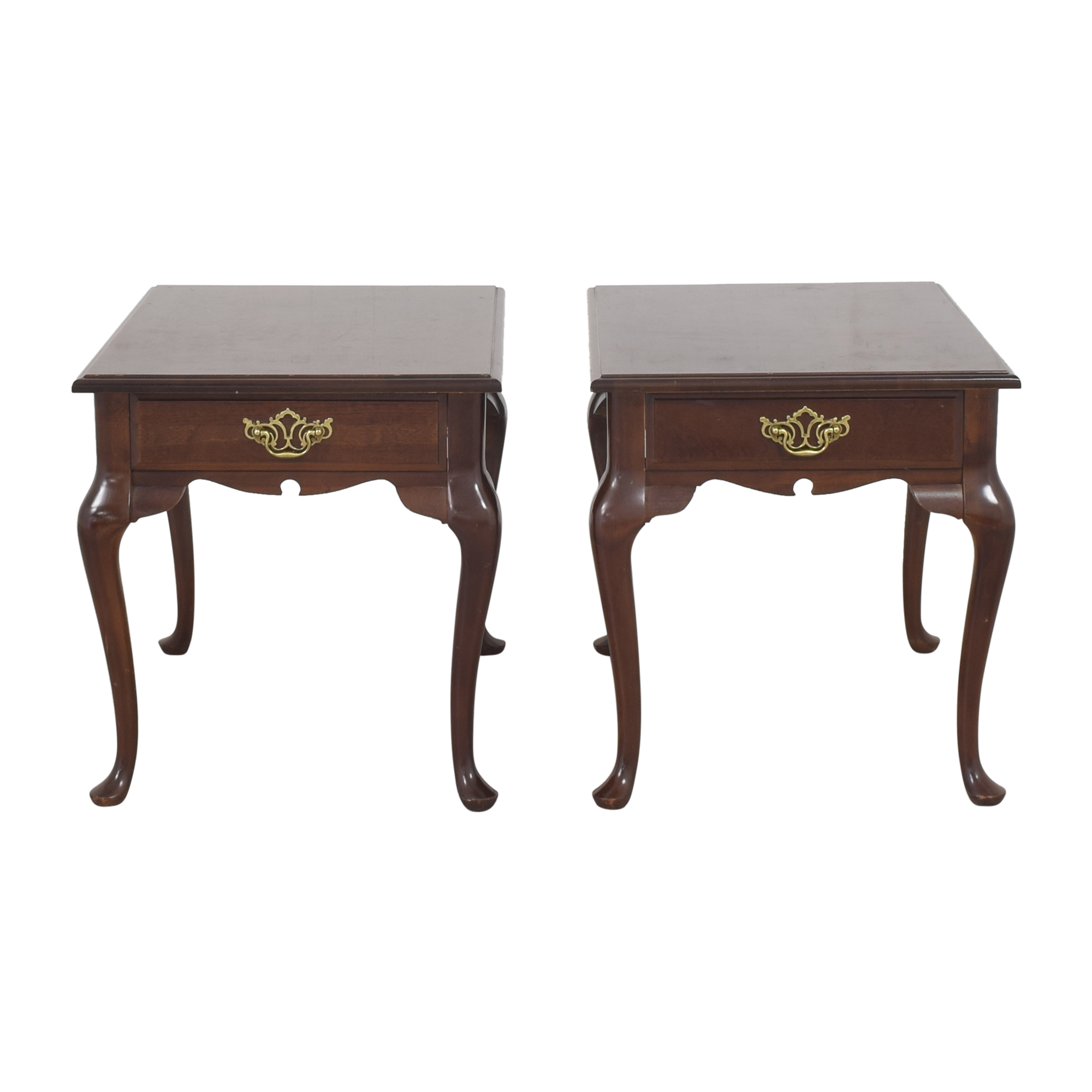 Bassett Furniture Bassett Furniture One Drawer End Tables nyc