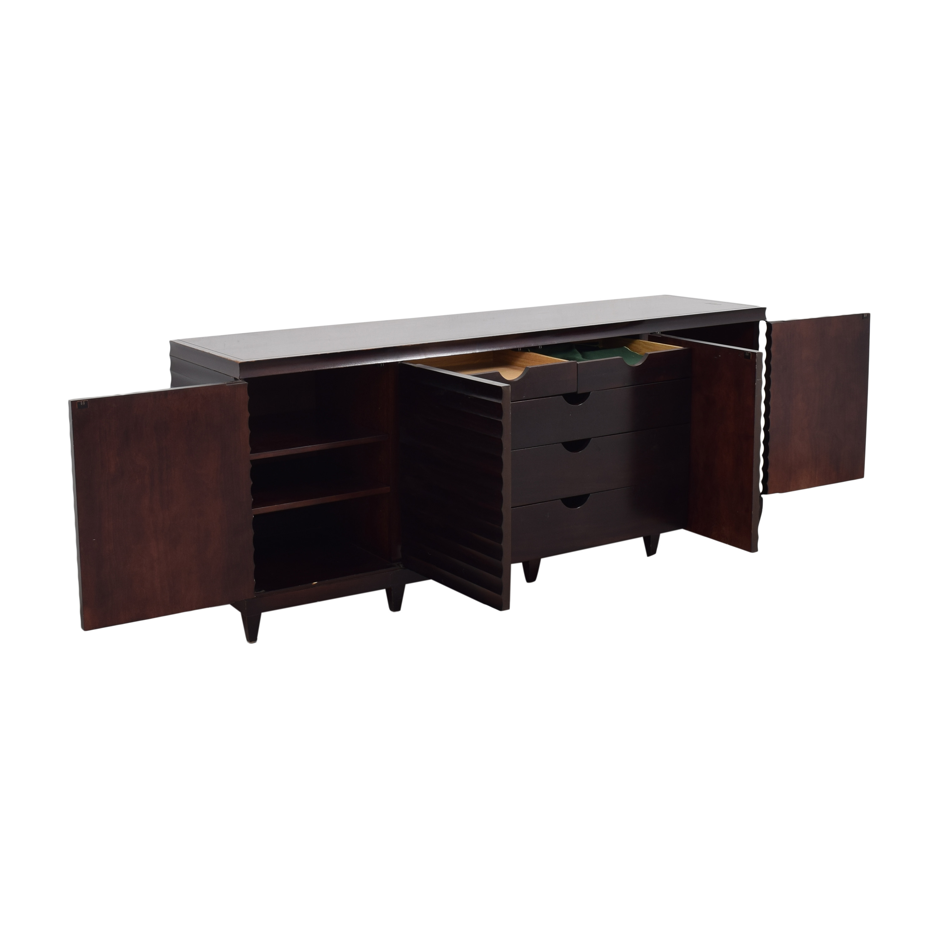 Baker Furniture Baker Furniture by Barbara Barry Fluted Low Cabinet price