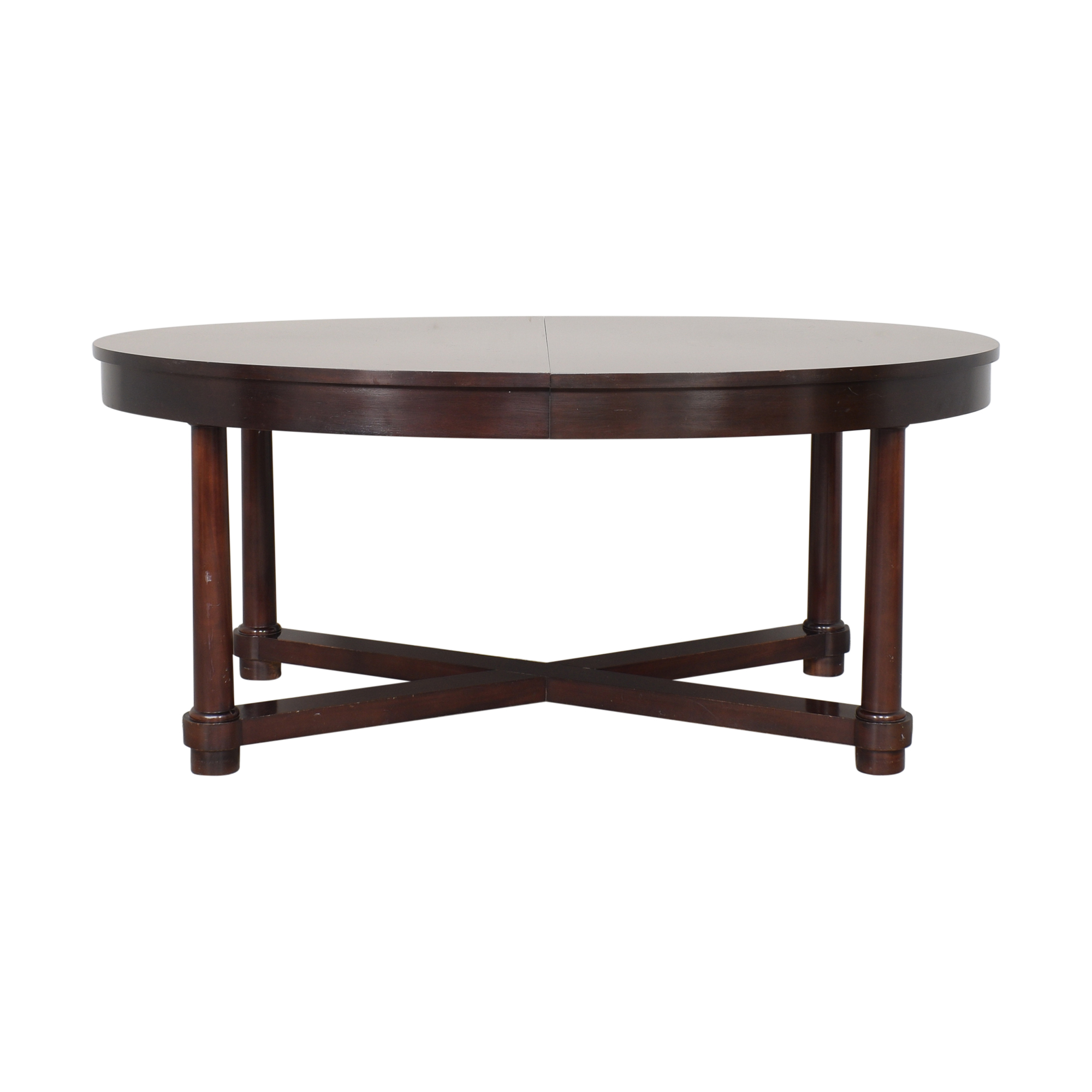Baker Furniture Baker Furniture Barbara Barry Extendable Dining Table