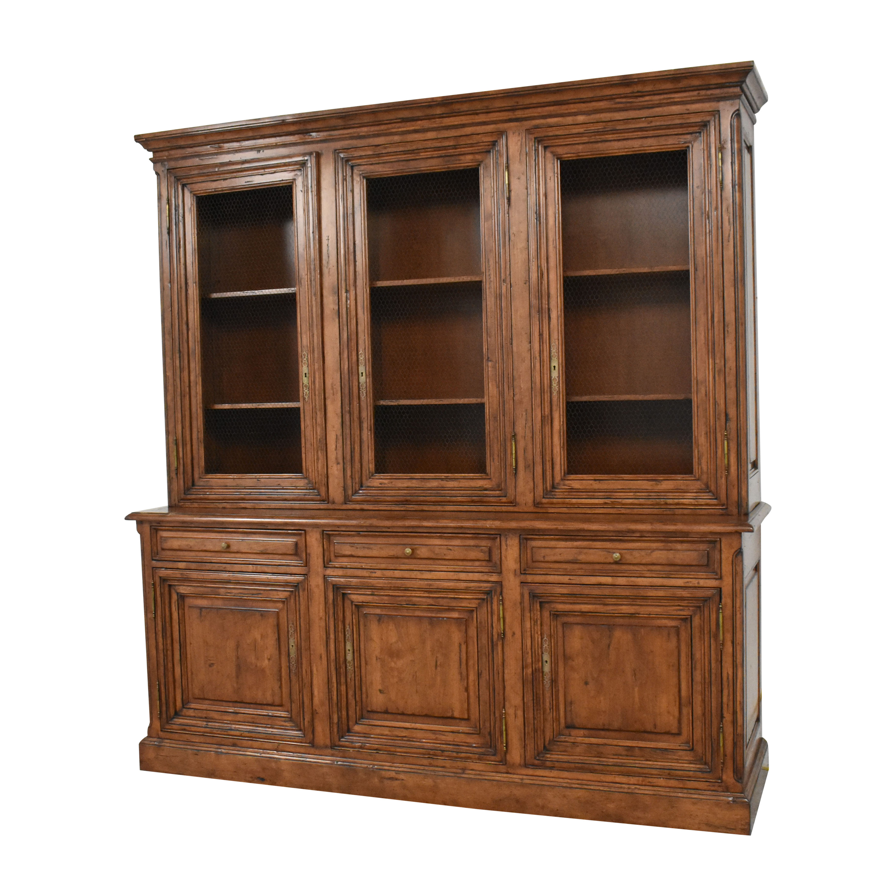 buy Beacon Hill Collection China Cabinet Beacon Hill Collection Storage