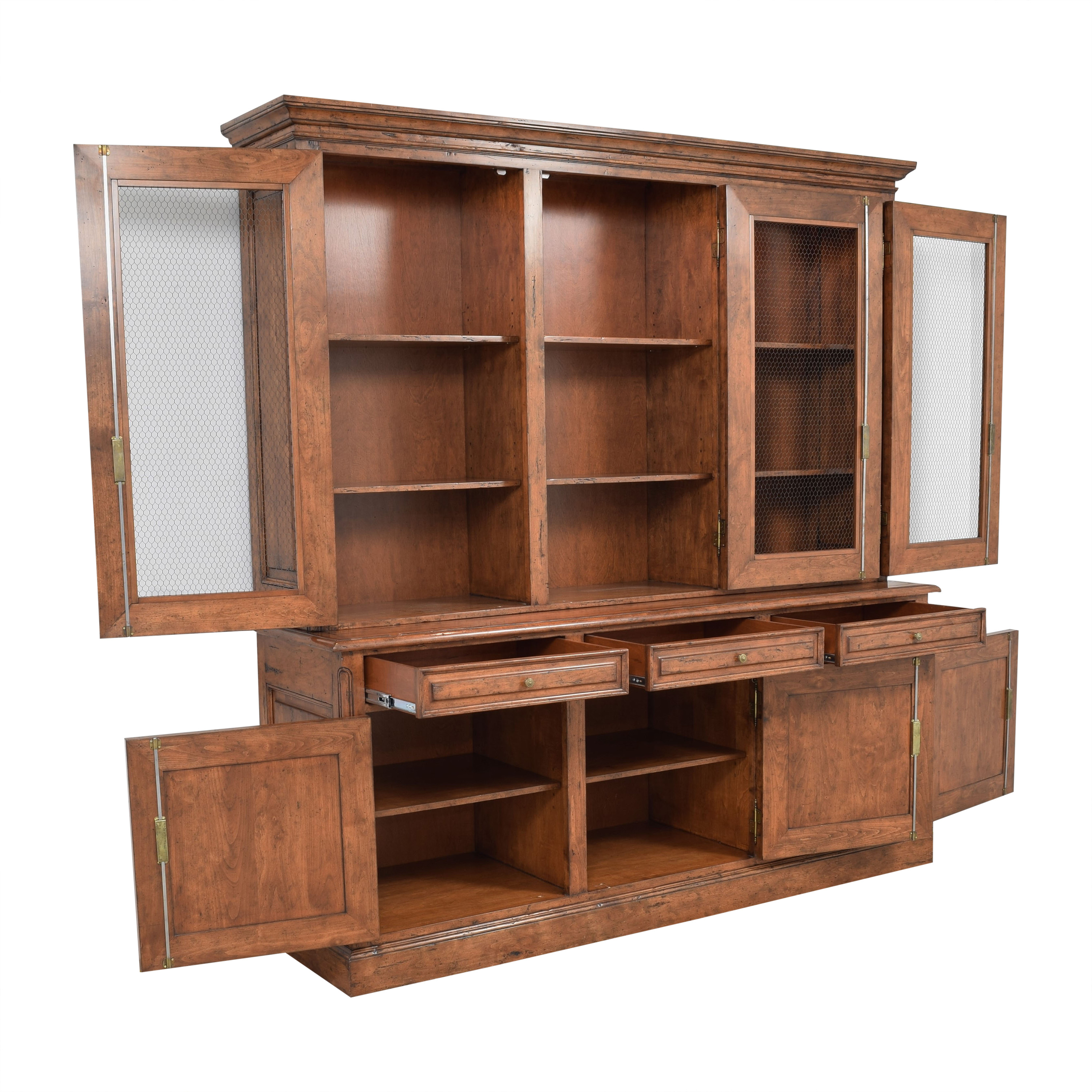 shop Beacon Hill Collection China Cabinet Beacon Hill Collection