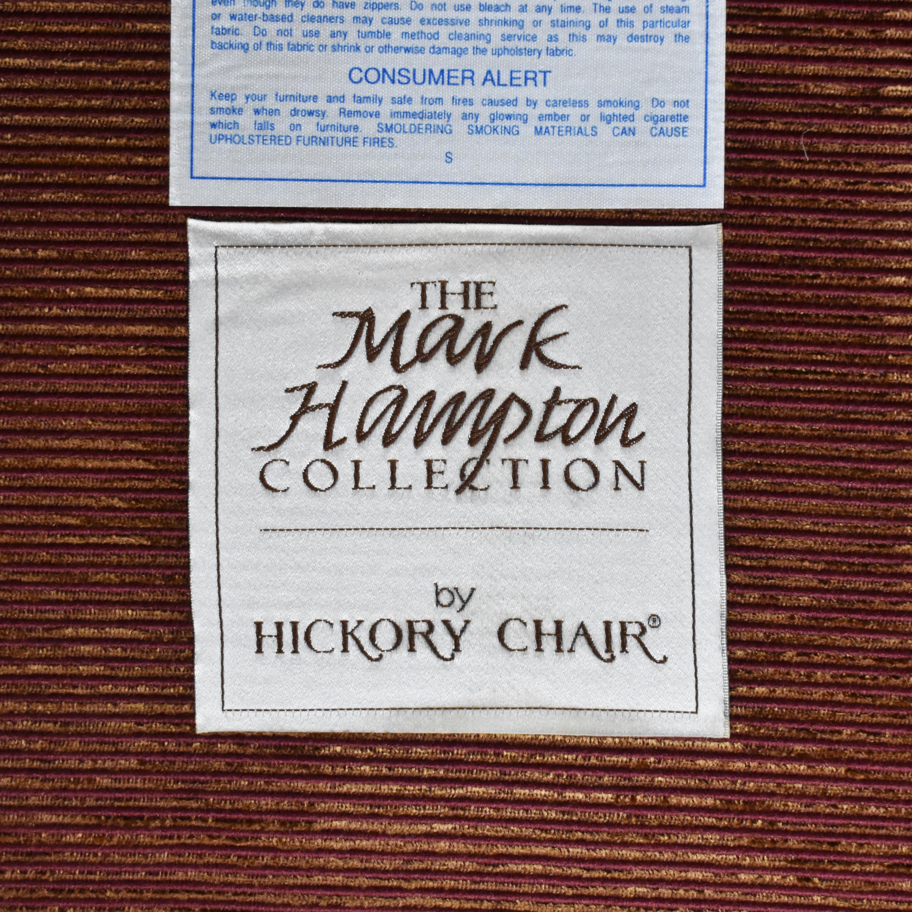 Hickory Chair Hickory Chair Mark Hampton Collection Regency Library Chair ma