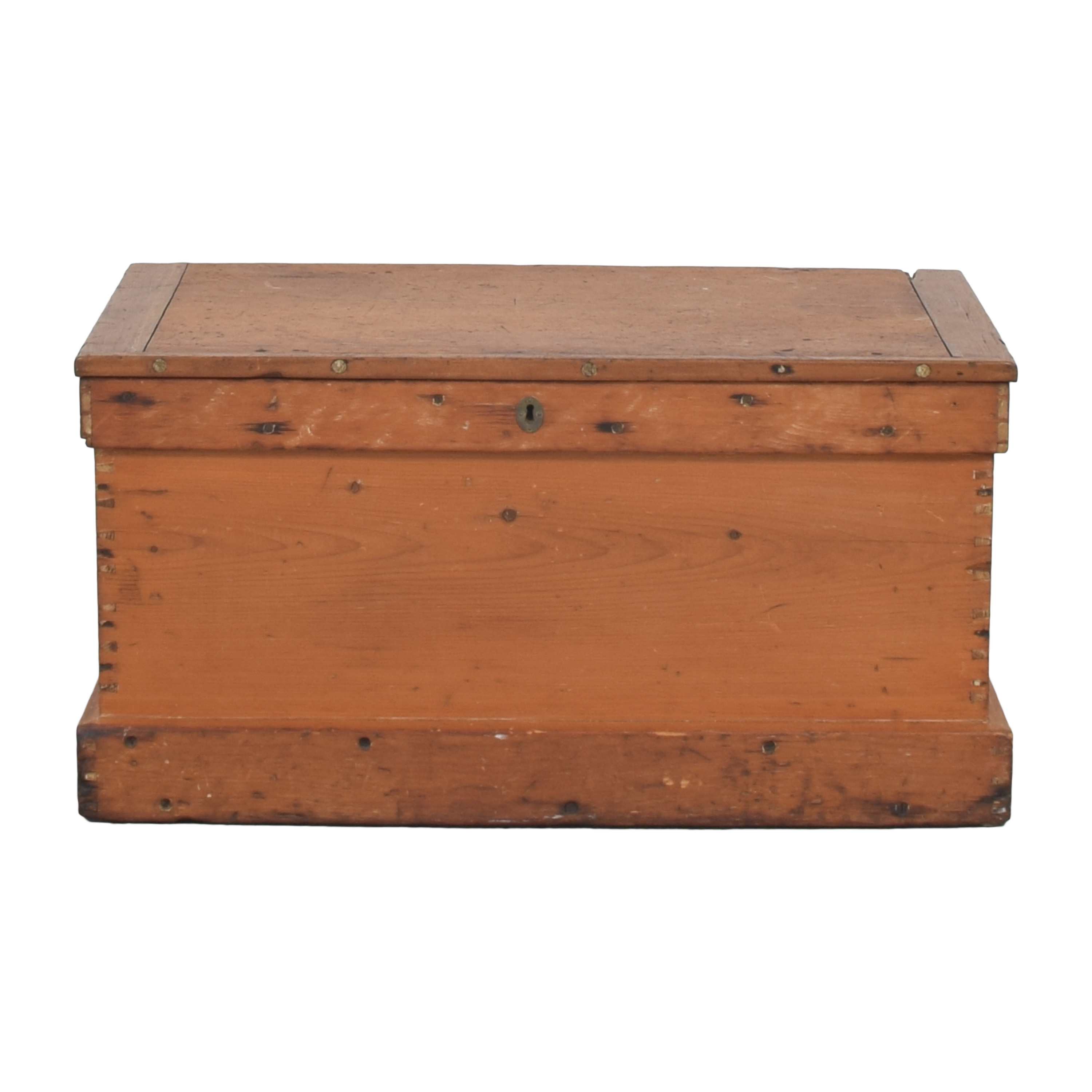 Rustic Storage Trunk on sale