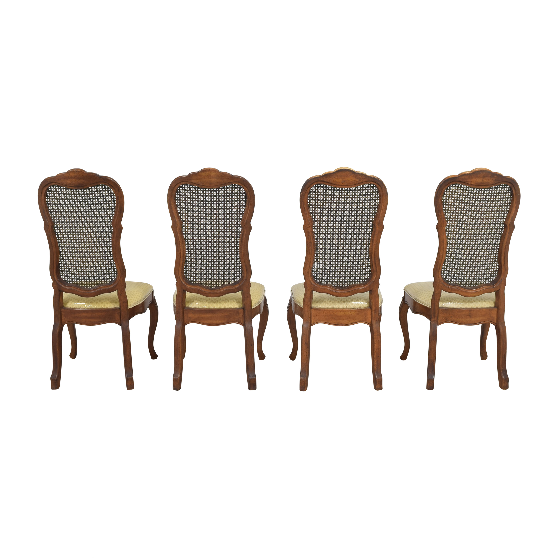 buy Bernhardt Bernhardt Cane Back Dining Chairs online