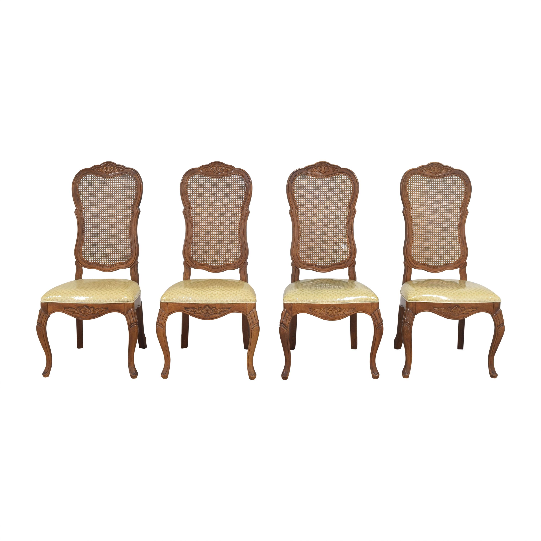 Bernhardt Bernhardt Cane Back Dining Chairs nyc