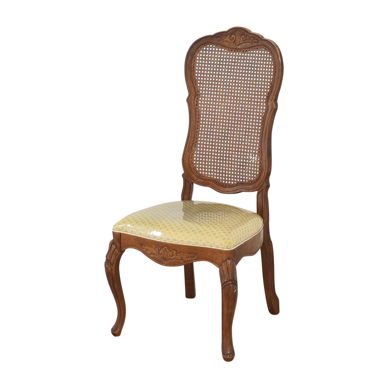 Bernhardt Bernhardt Cane Back Dining Chairs price
