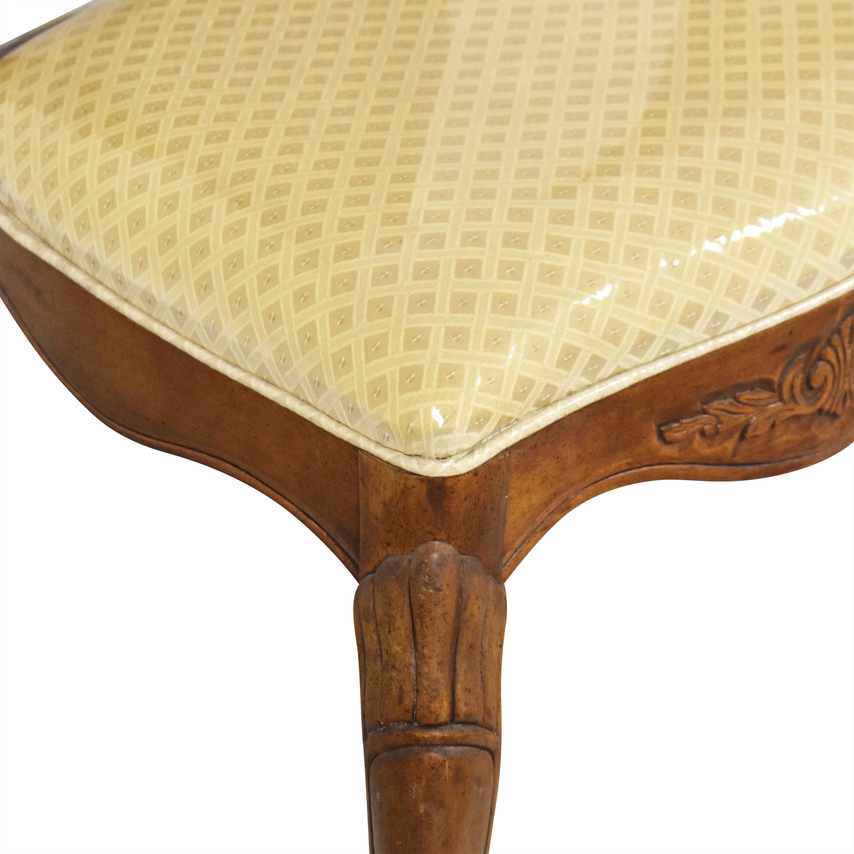 Bernhardt Bernhardt Cane Back Dining Chairs used