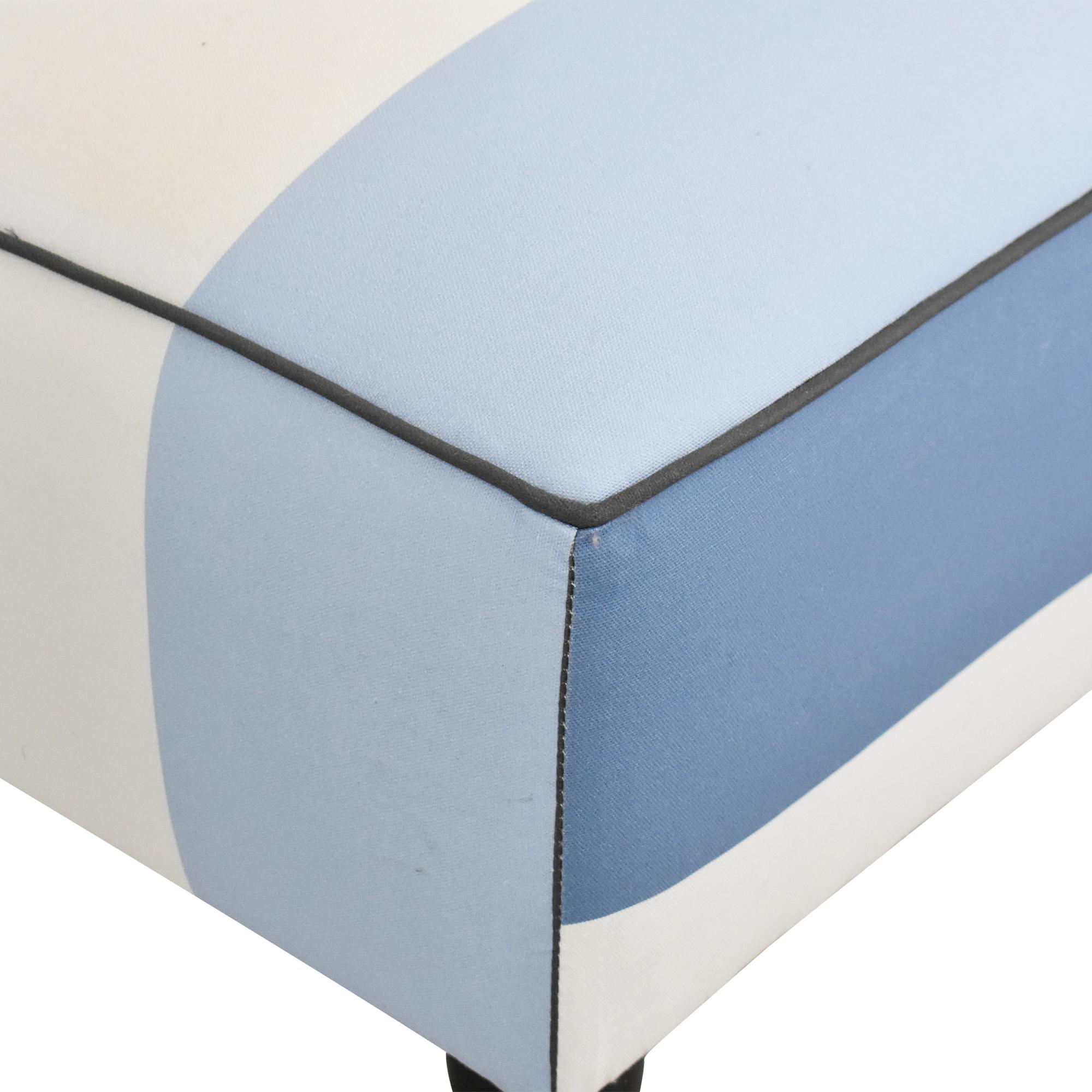 The Inside The Inside Slipper Chair multi