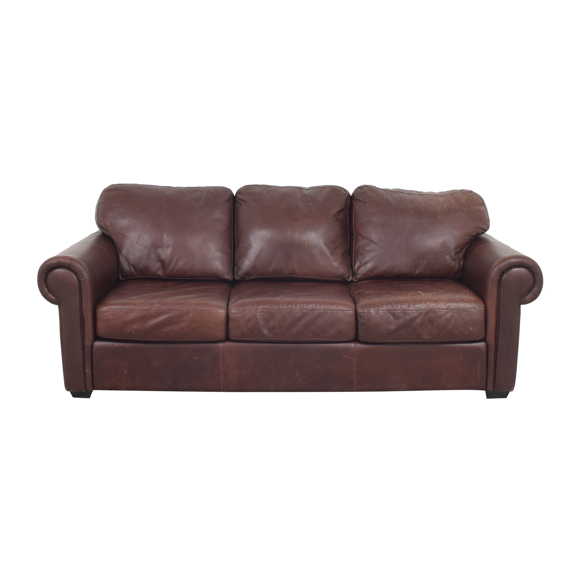 Campio Furniture Campio Furniture Bloor Roll Arm Sofa on sale