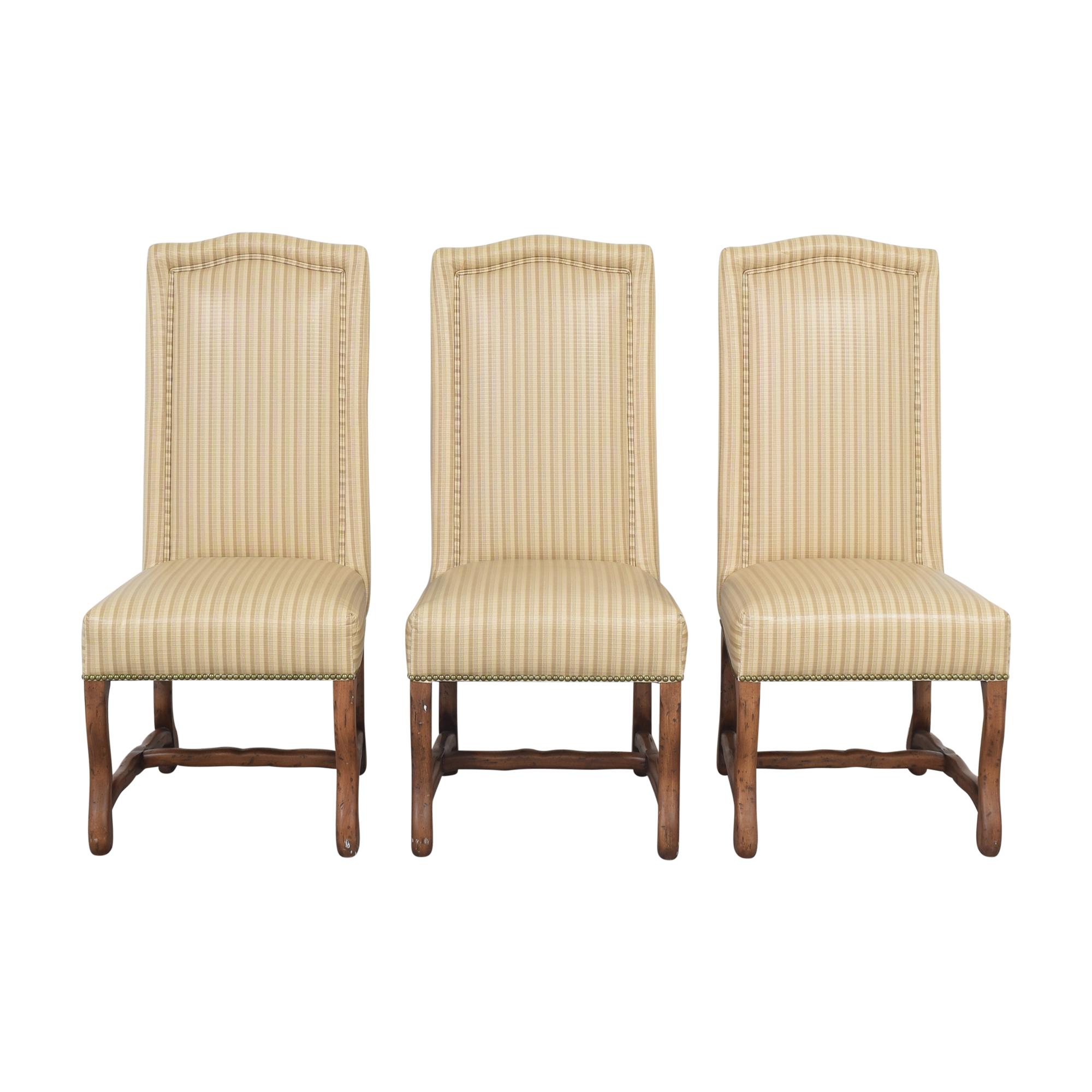 shop Fremarc Designs Provence Side Dining Chairs Fremarc Designs Dining Chairs
