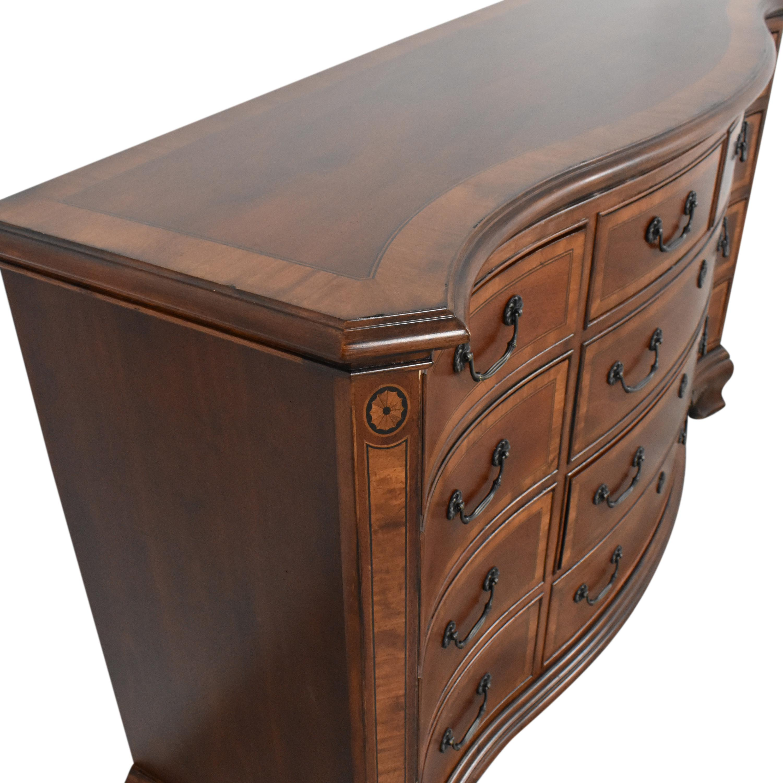 Universal Furniture Kentwood Triple Dresser Universal Furniture
