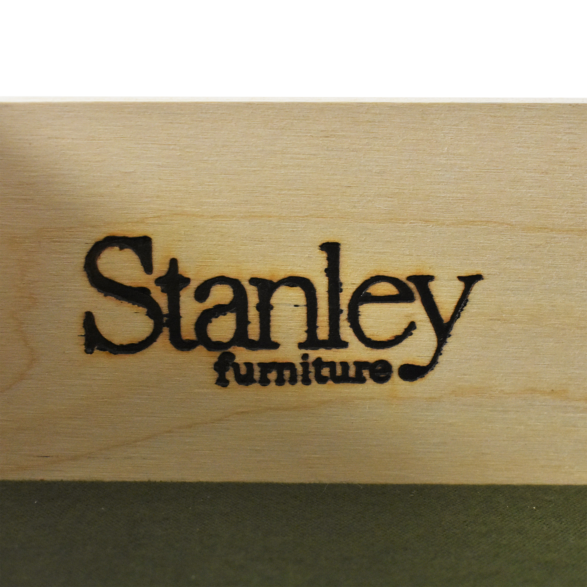 shop Stanley Furniture Six Drawer Buffet  Stanley Furniture Cabinets & Sideboards