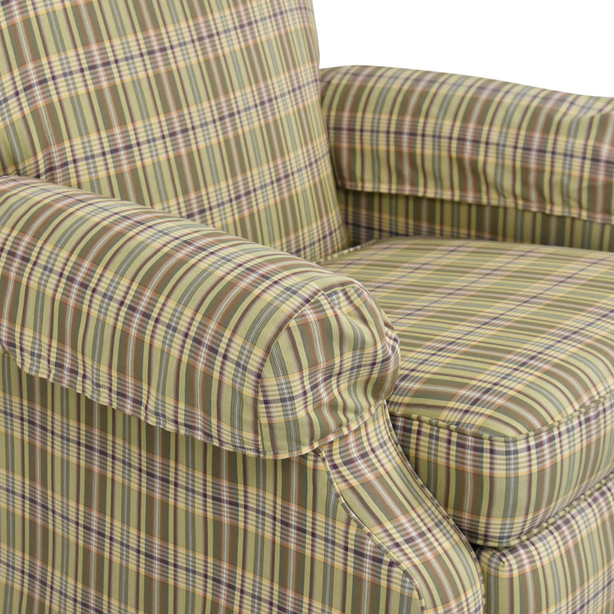 buy La-Z-Boy Plaid Recliner La-Z-Boy Chairs