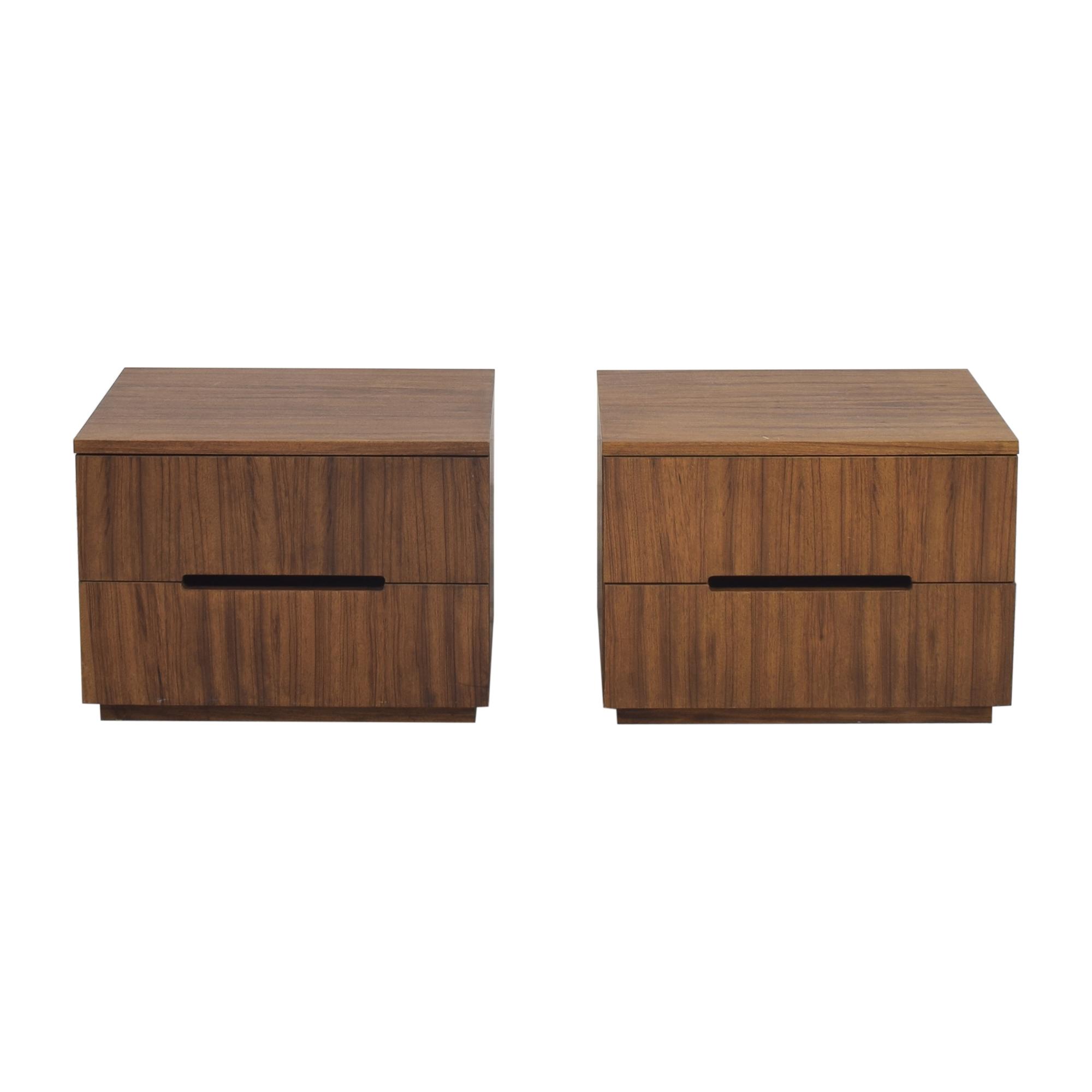 shop  Custom Two Drawer Nightstands online