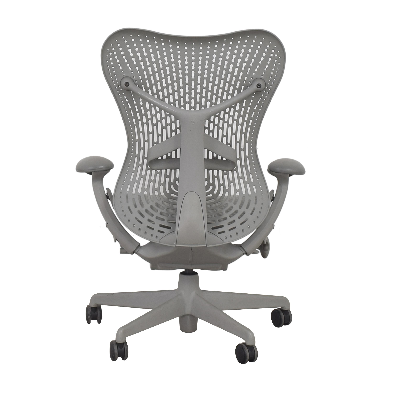 Herman Miller Herman Miller Mirra Chair dimensions