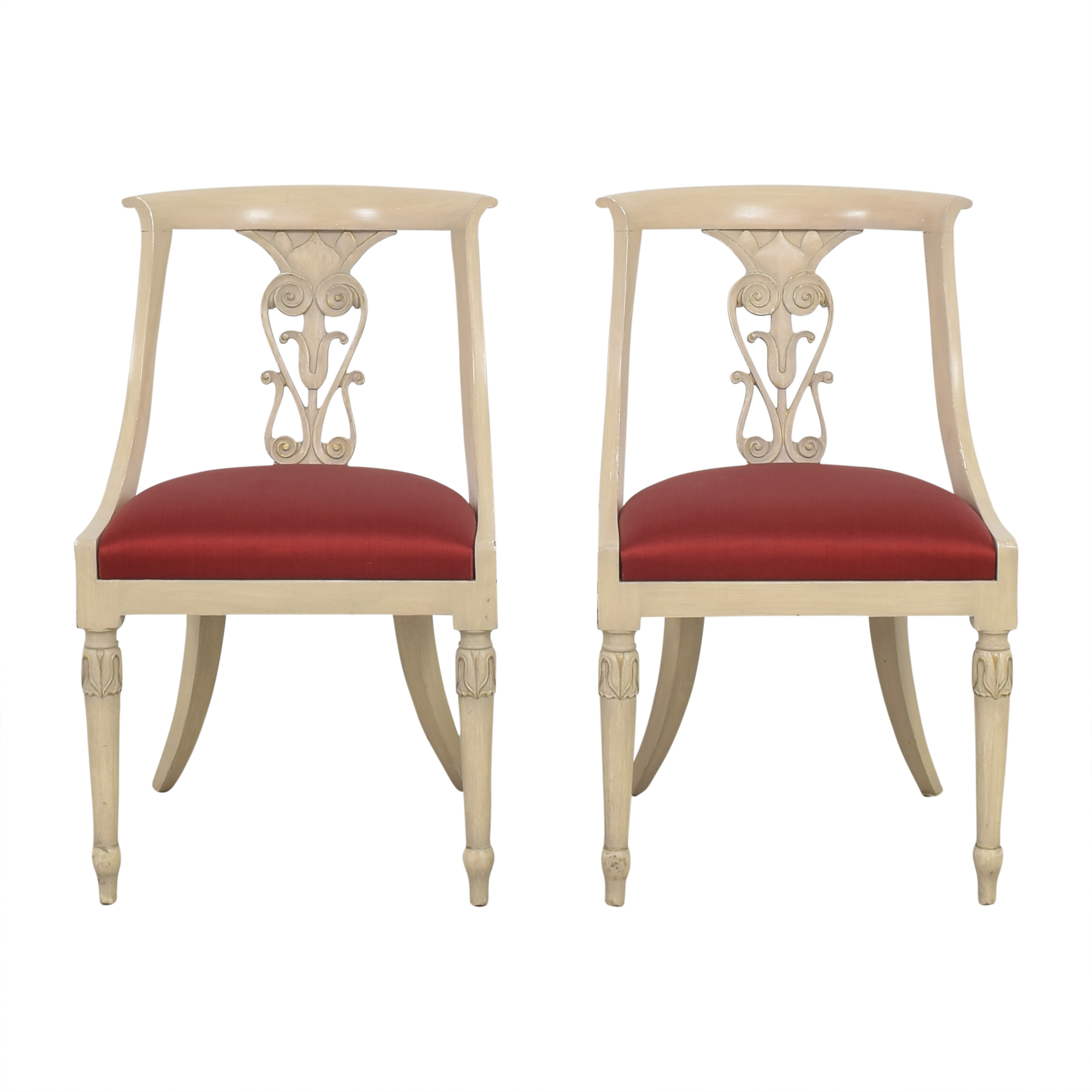 buy Decorative Upholstered Dining Chairs  Dining Chairs