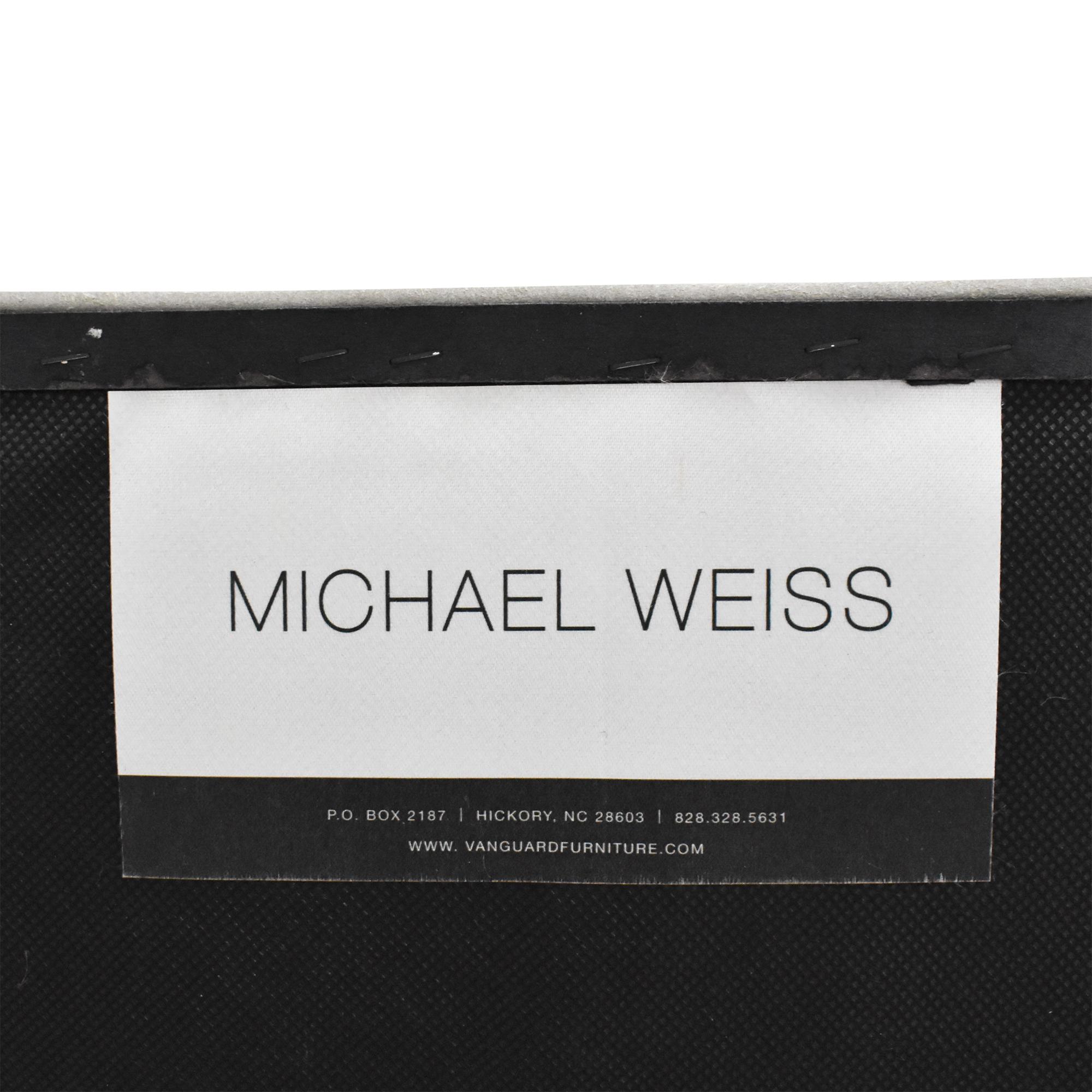 buy Vanguard Michael Weiss Everhart Side Dining Chairs Vanguard Furniture Dining Chairs