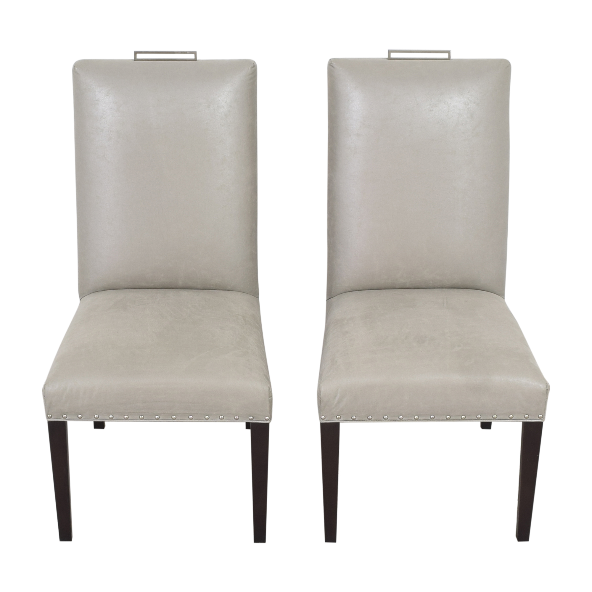 Vanguard Michael Weiss Everhart Side Dining Chairs / Chairs