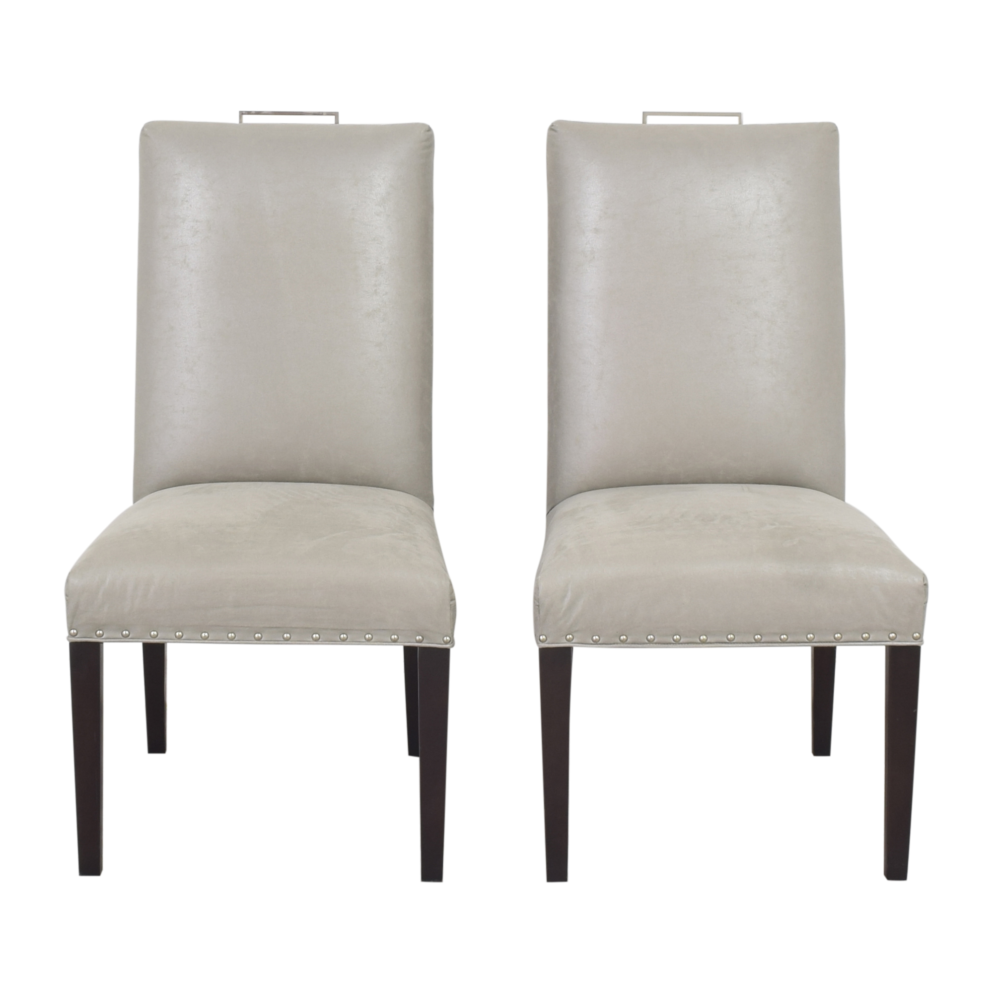 shop Vanguard Furniture Vanguard Michael Weiss Everhart Side Dining Chairs online