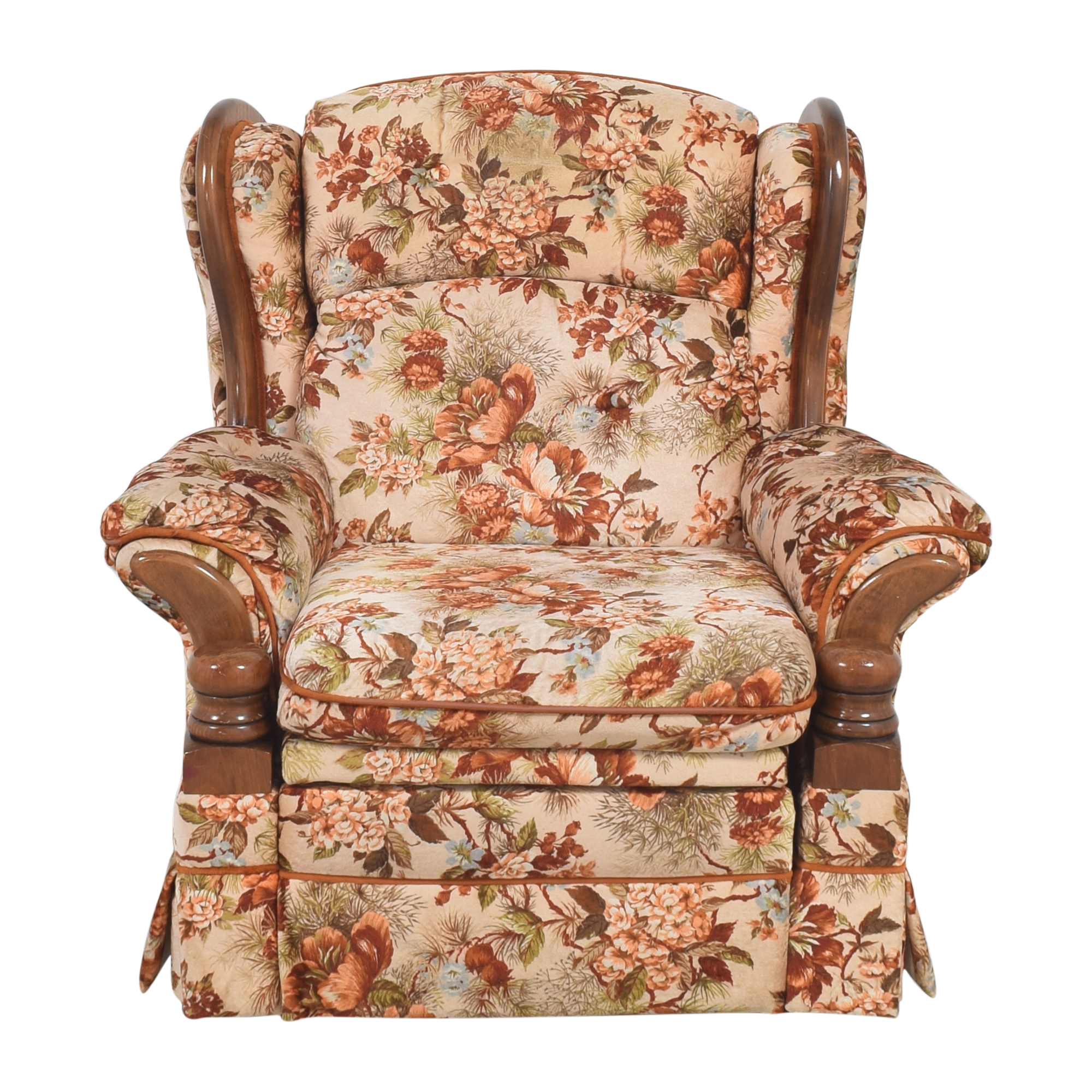 Wayfair Floral Recliner Chair sale