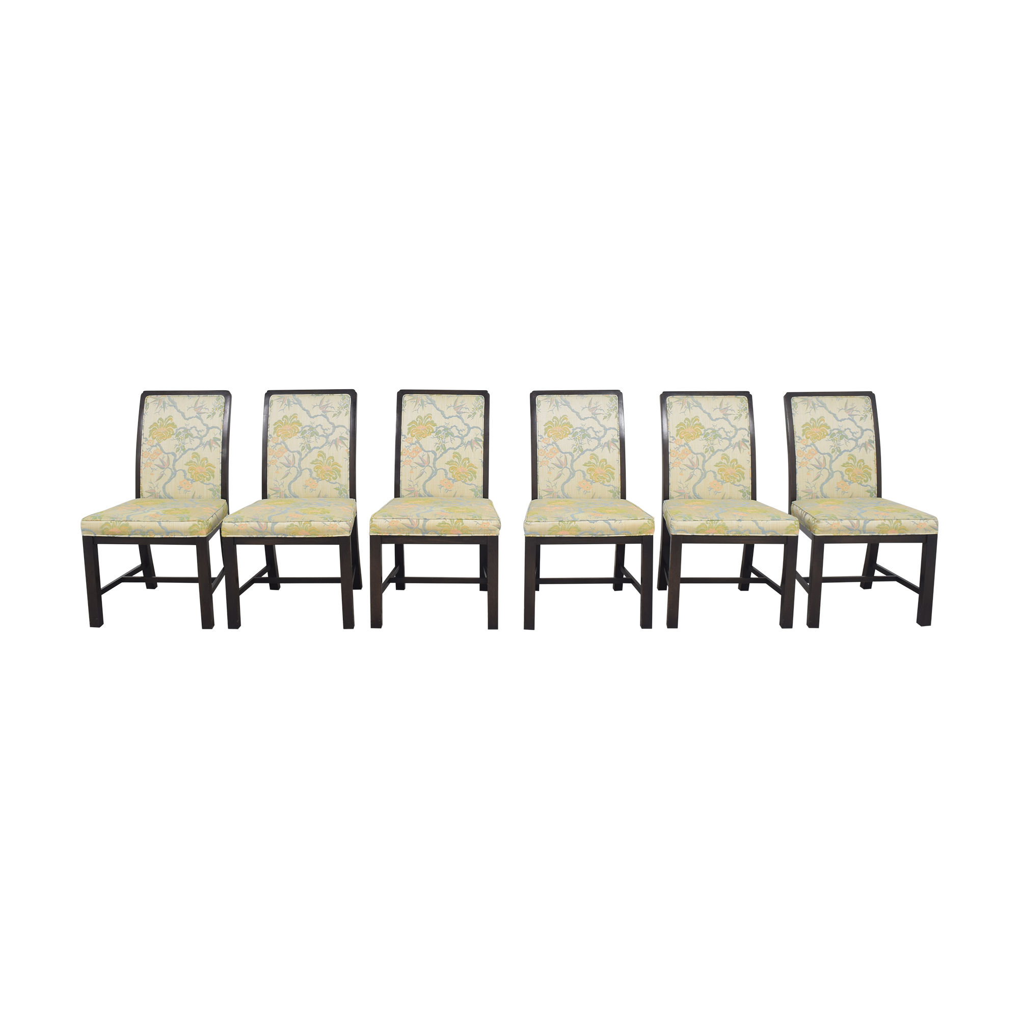 John Stuart Inc. Upholstered Dining Side Chairs sale