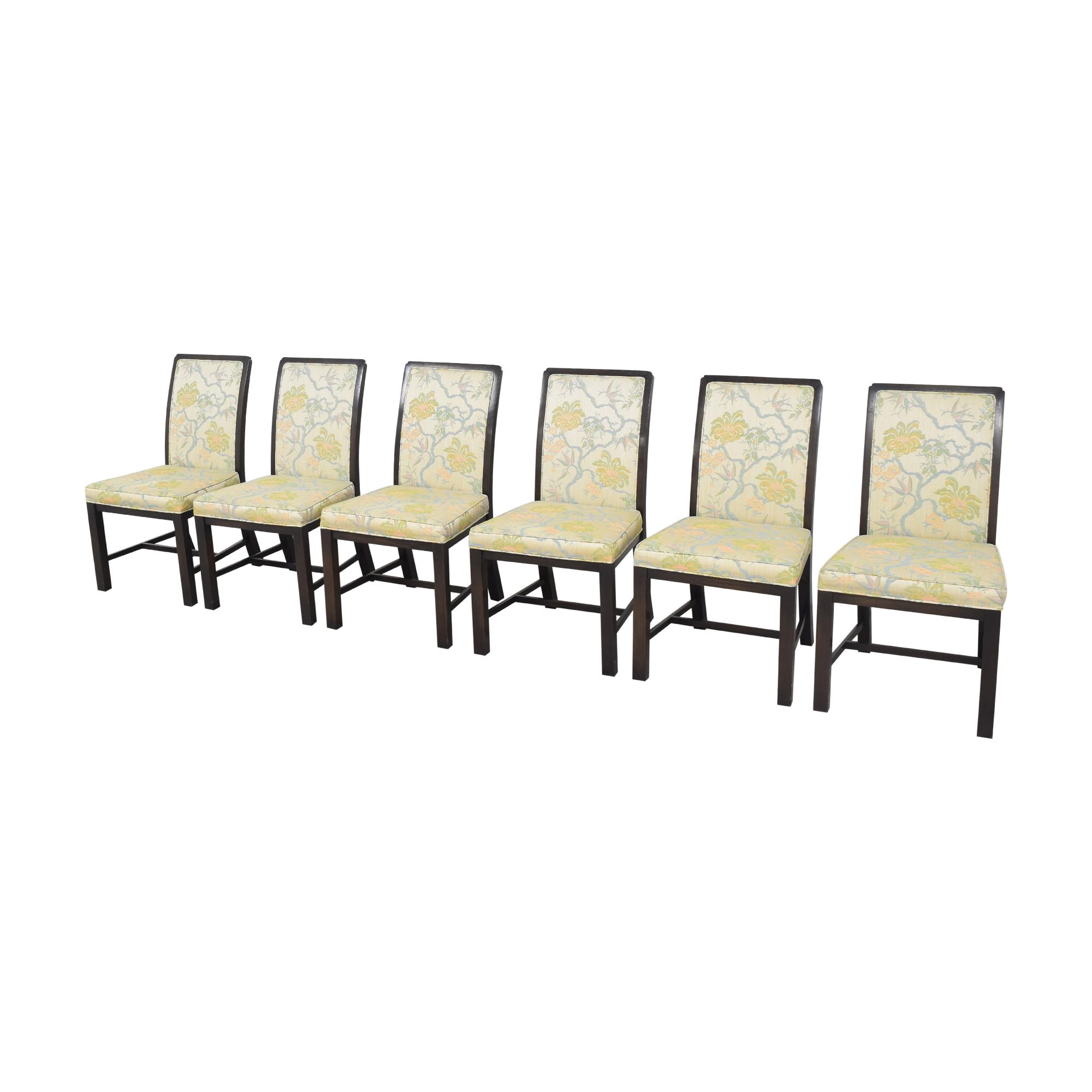 John Stuart Inc. John Stuart Inc. Upholstered Dining Side Chairs