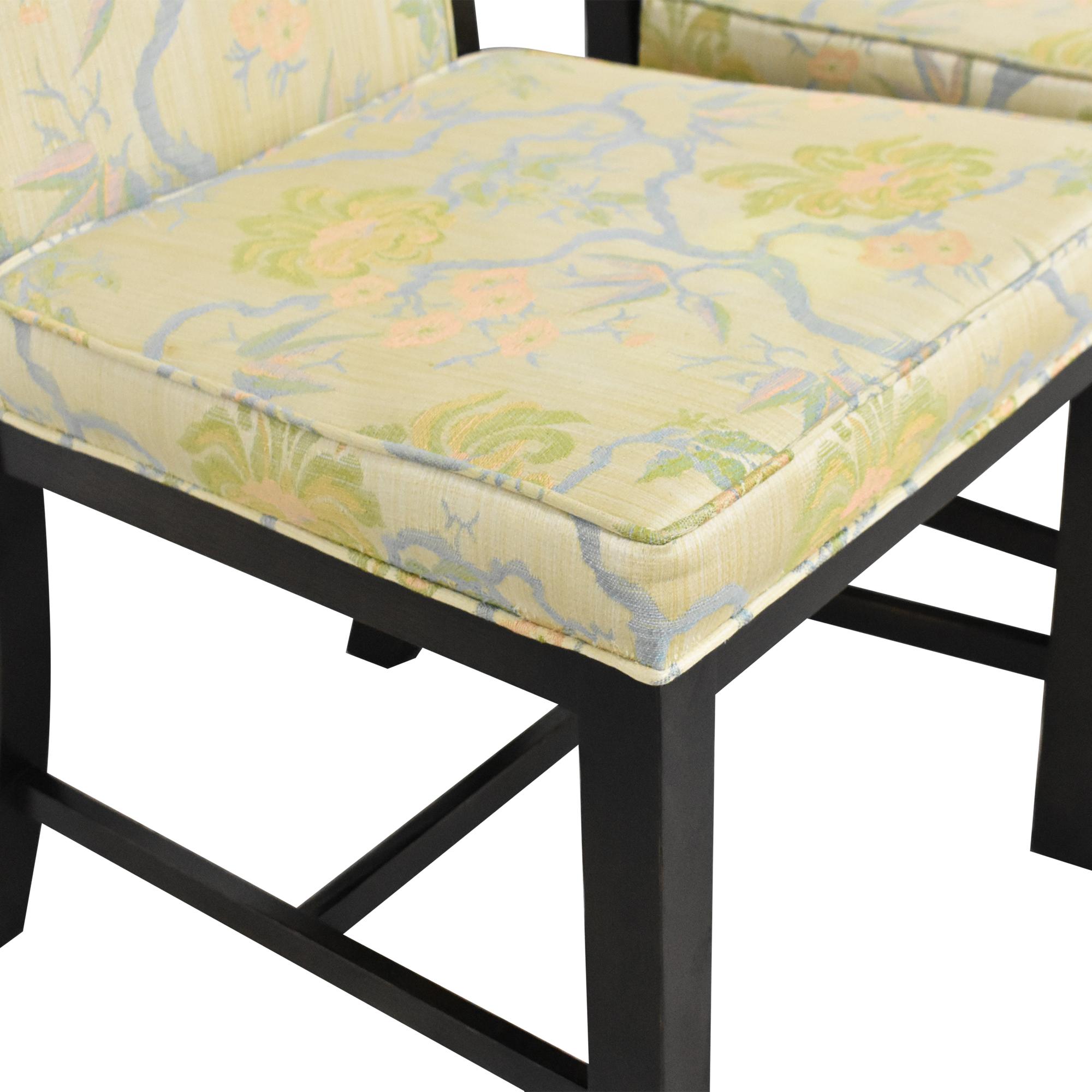 John Stuart Inc. John Stuart Inc. Upholstered Dining Side Chairs pa