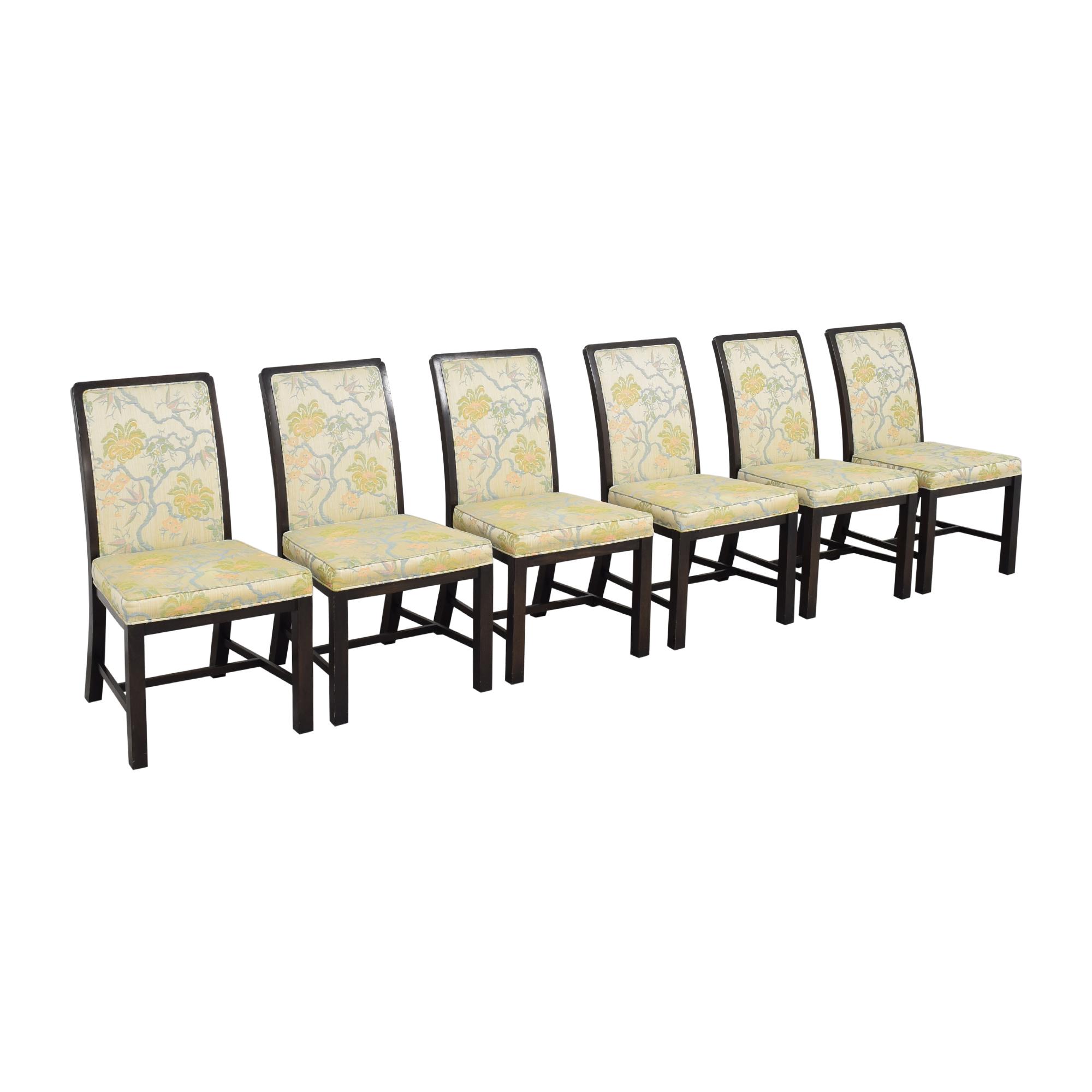 John Stuart Inc. John Stuart Inc. Upholstered Dining Side Chairs on sale