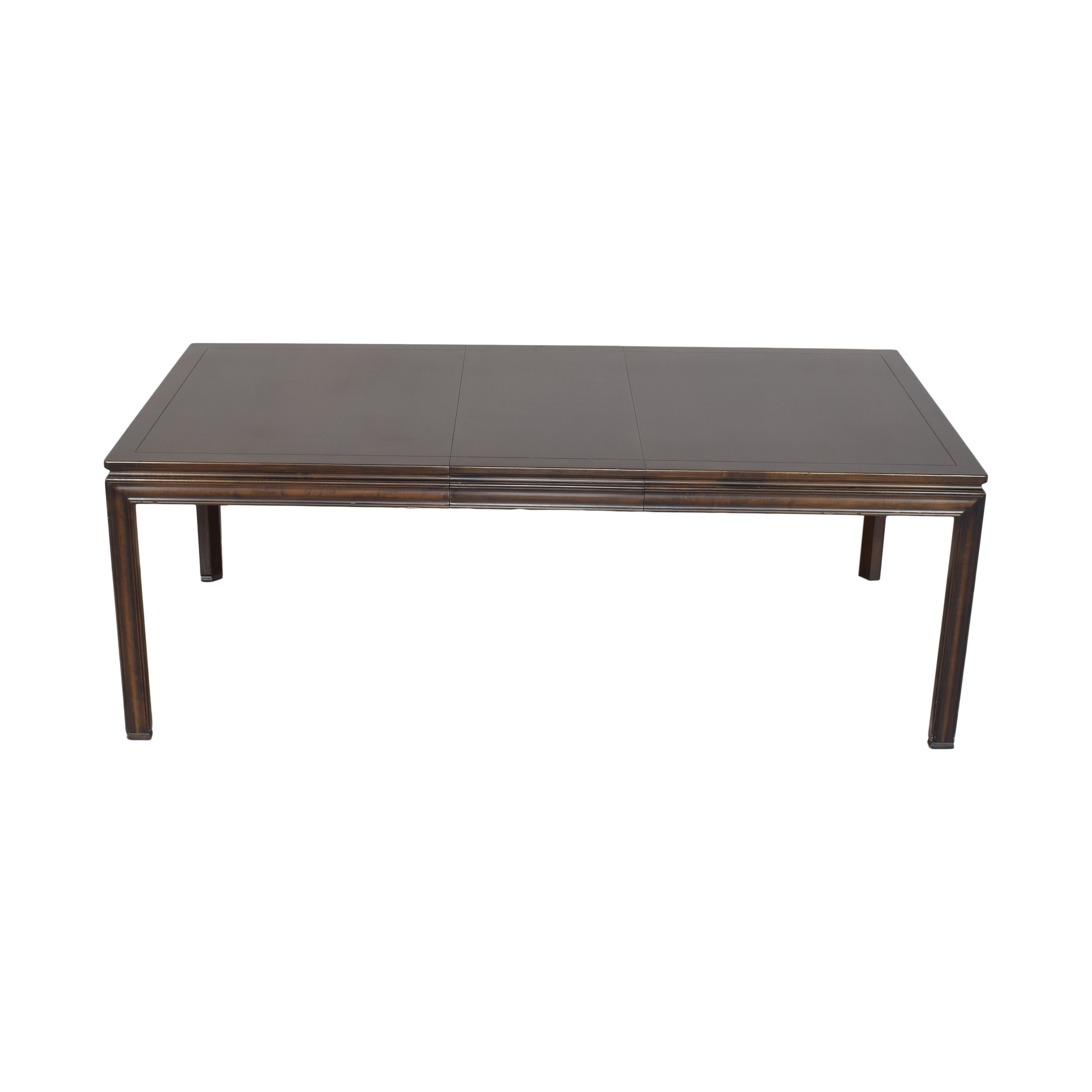 John Widdicomb Co. Extendable Dining Table / Tables