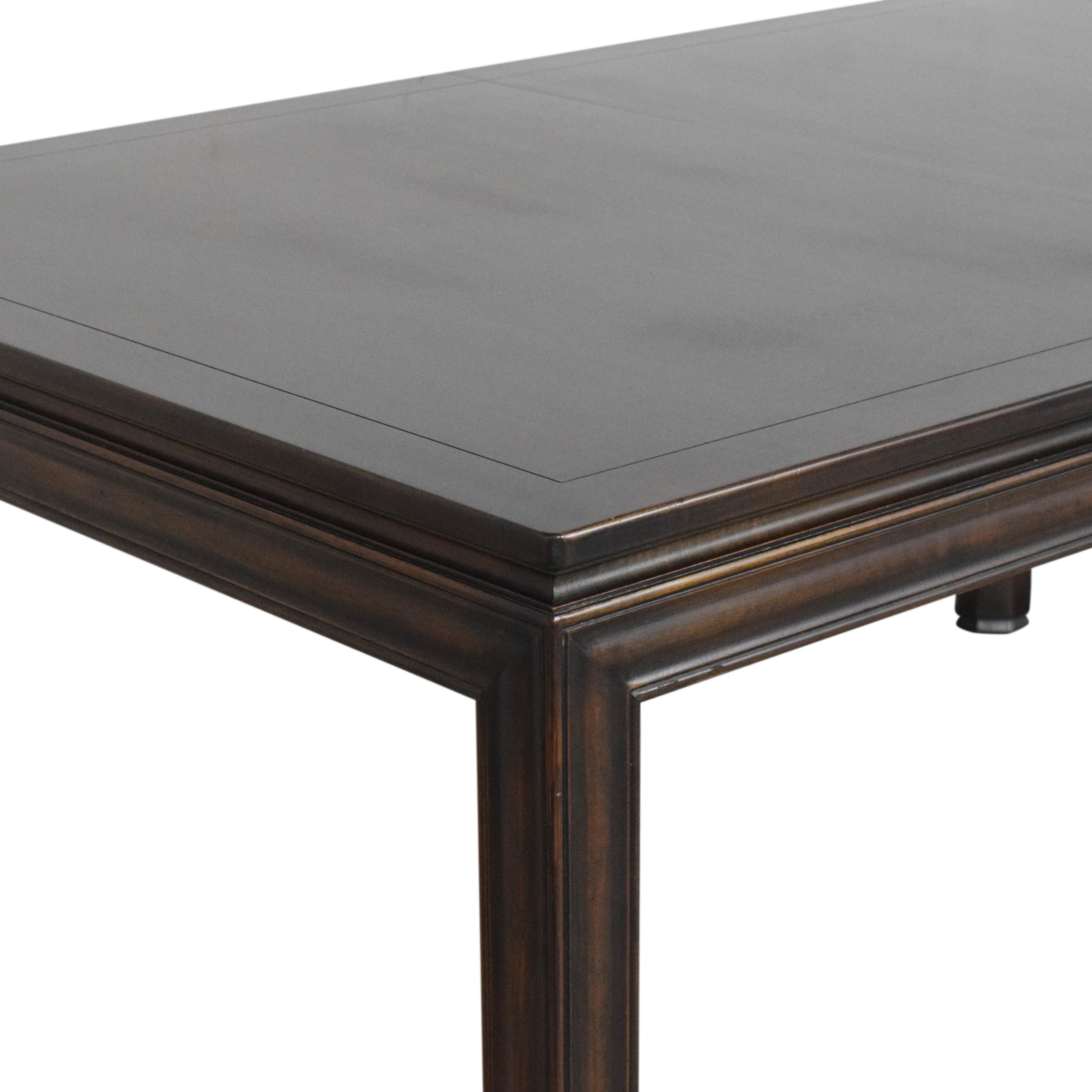 buy John Widdicomb Co. Extendable Dining Table John Widdicomb Co. Tables