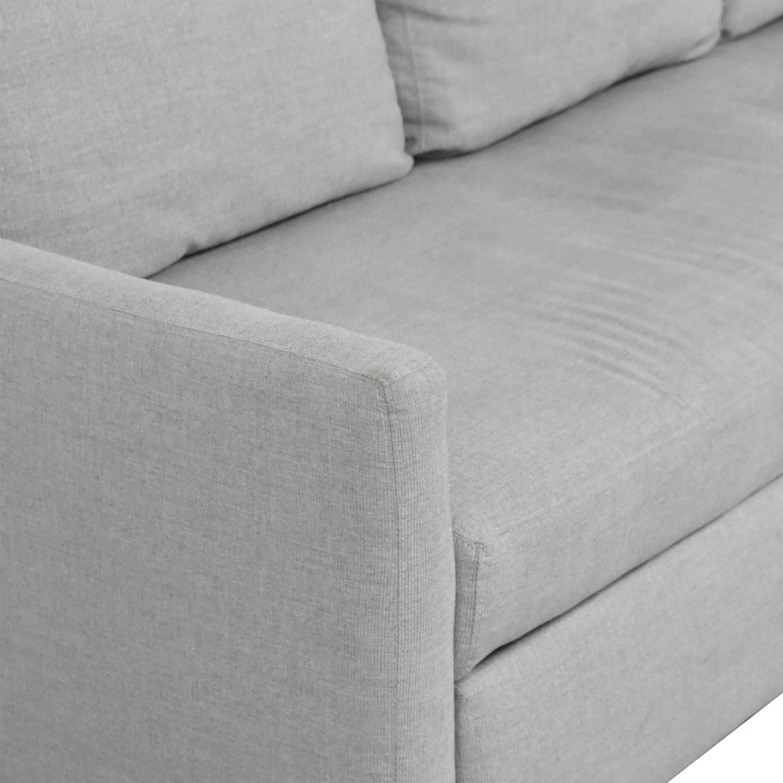 Lee Industries Lee Industries Convertible Sleeper Sofa ma