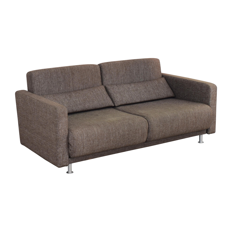shop BoConcept Melo Two Cushion Sofa Bed BoConcept