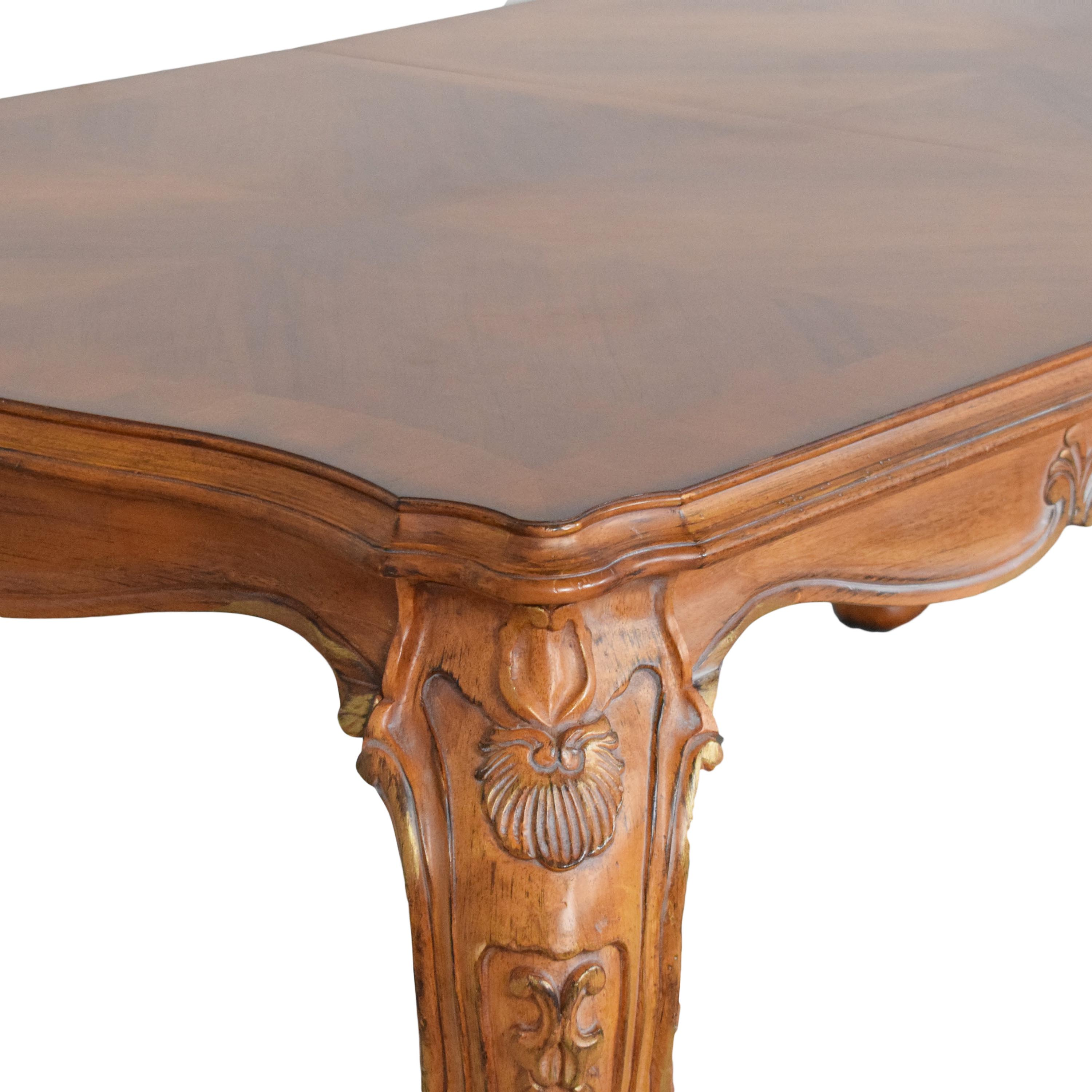 American Drew American Drew Extendable Dining Table nyc