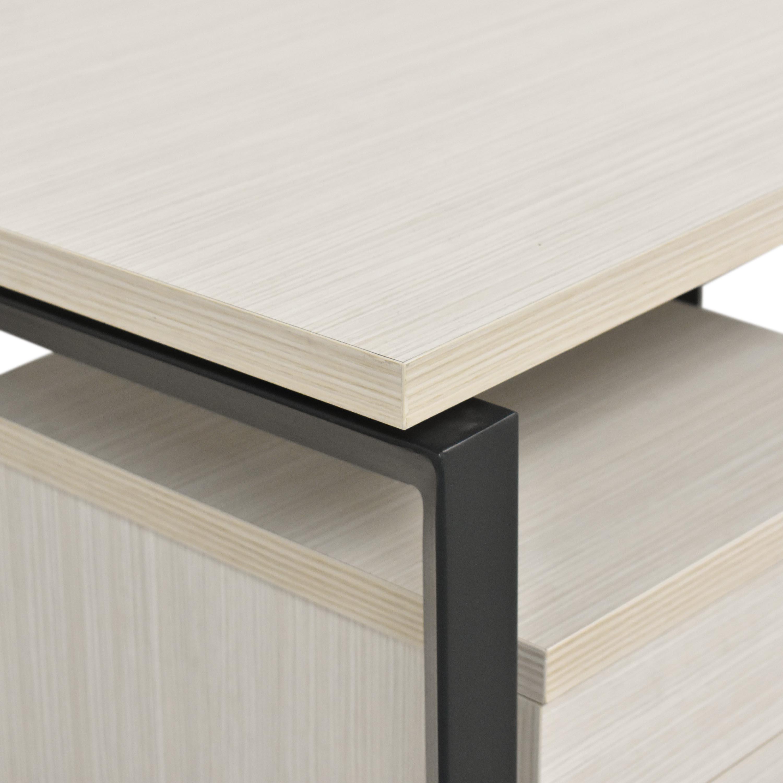 Lazzoni Lazzoni Pera Desk and File Cabinet price
