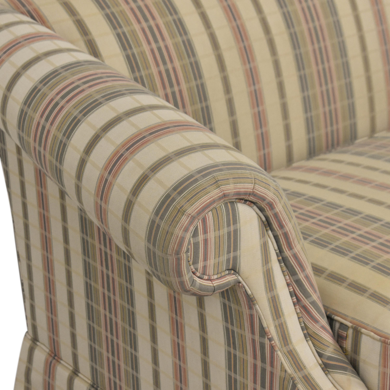 buy Sherrill Furniture Sherrill Furniture Bench Cushion Sofa online