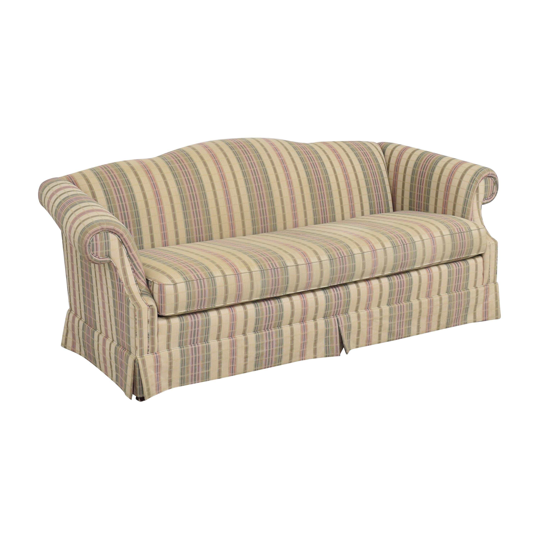 Sherrill Furniture Sherrill Furniture Bench Cushion Sofa ct