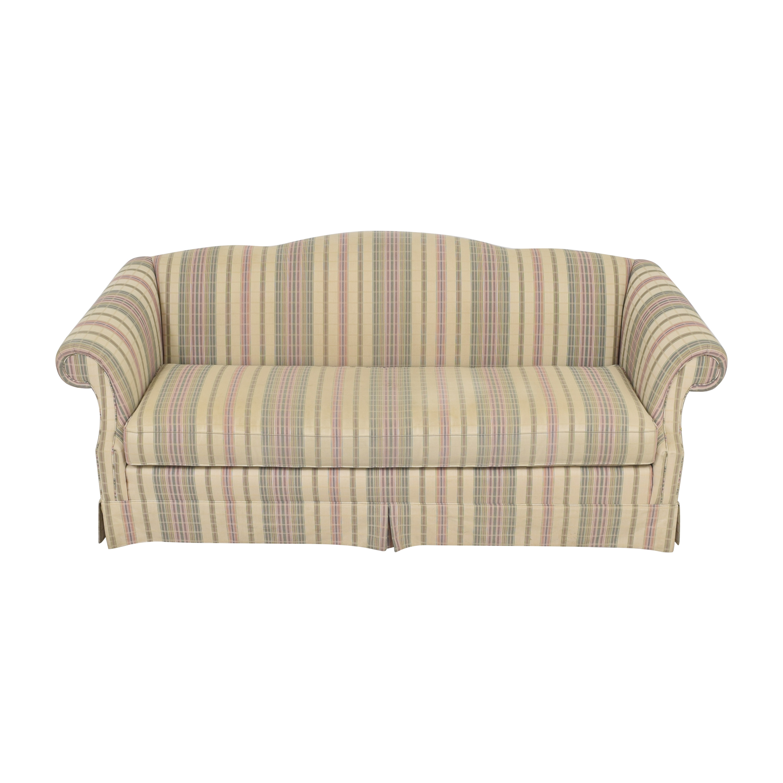 shop Sherrill Furniture Bench Cushion Sofa Sherrill Furniture Classic Sofas