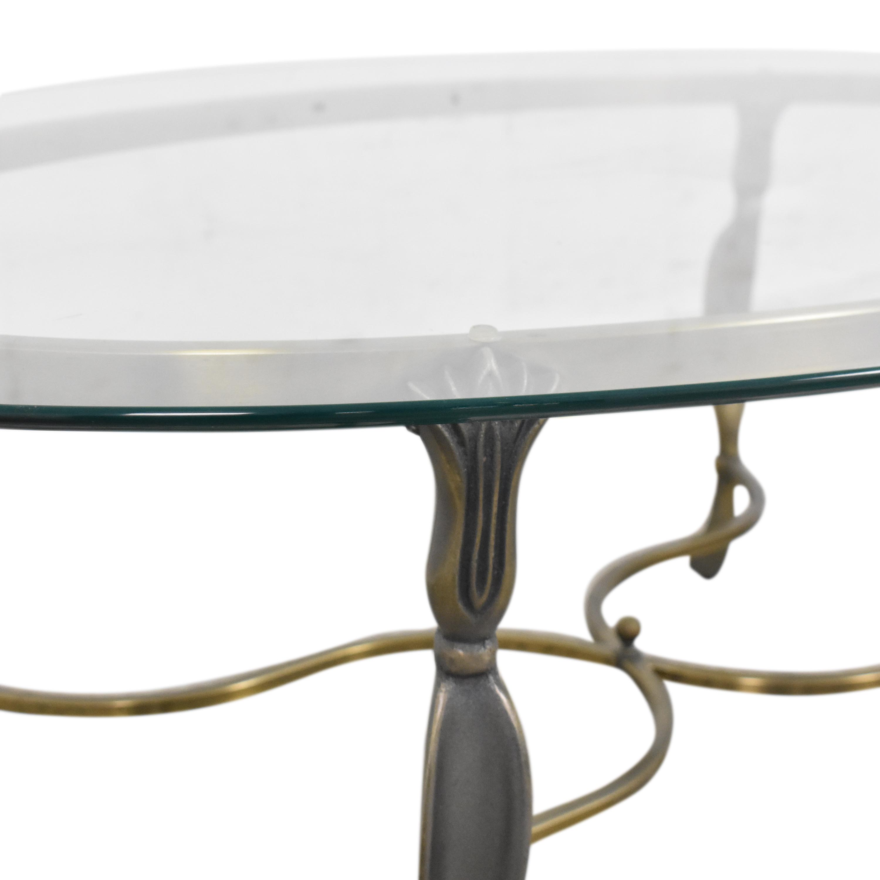 buy Oval Coffee Table