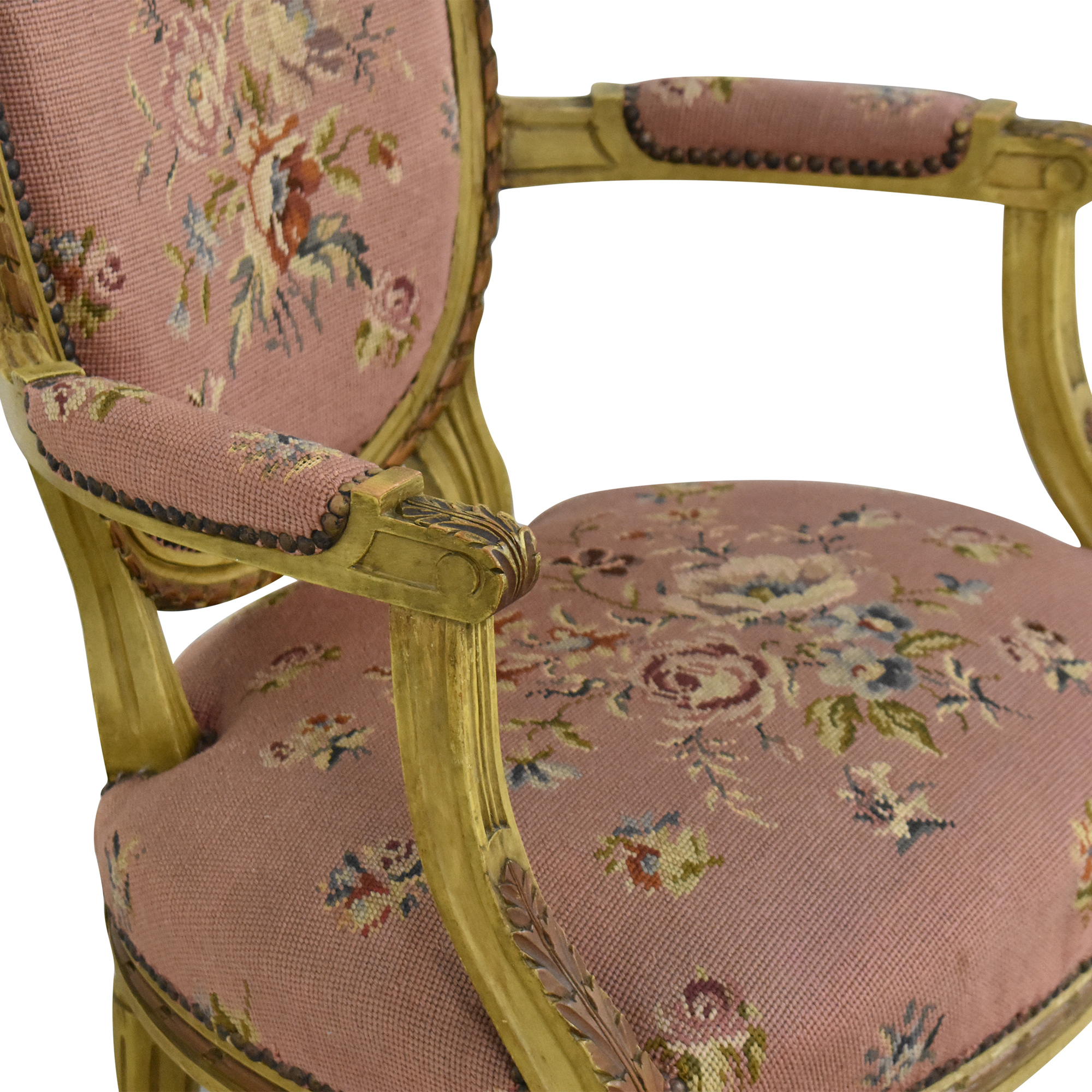 Floral Accent Chair Accent Chairs