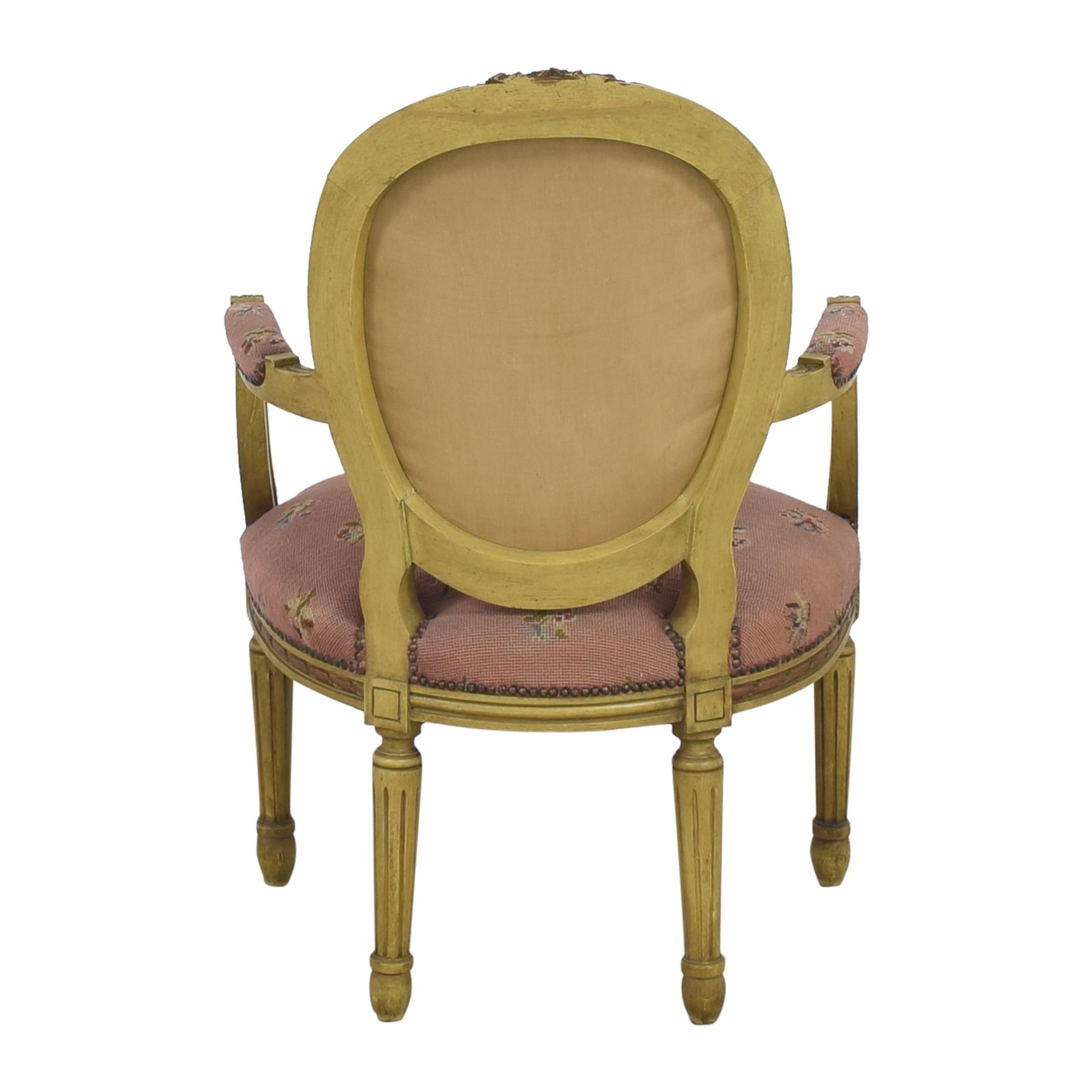 Floral Accent Chair nj
