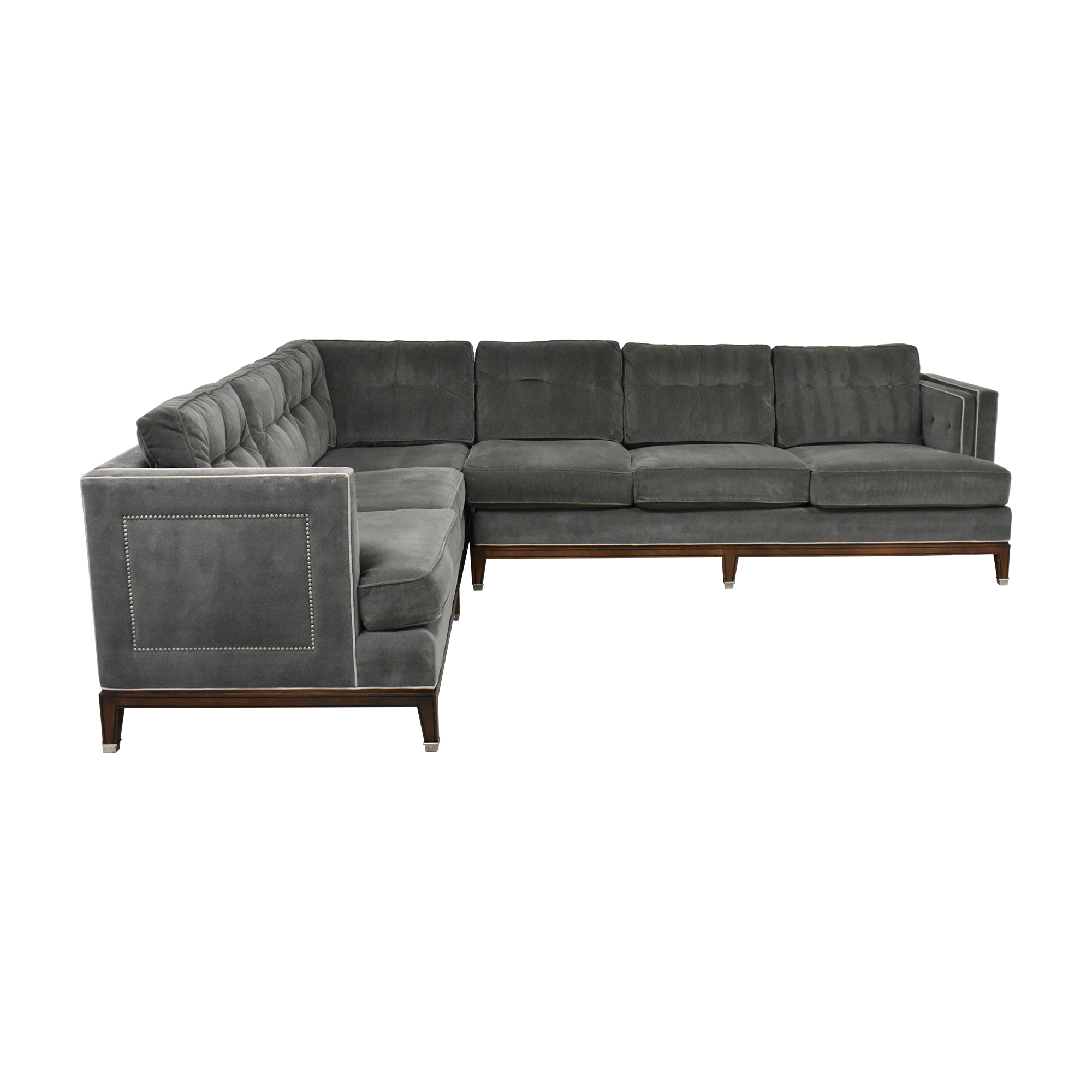 Vanguard Furniture Vanguard  Furniture Whitaker Sectional Sofa for sale