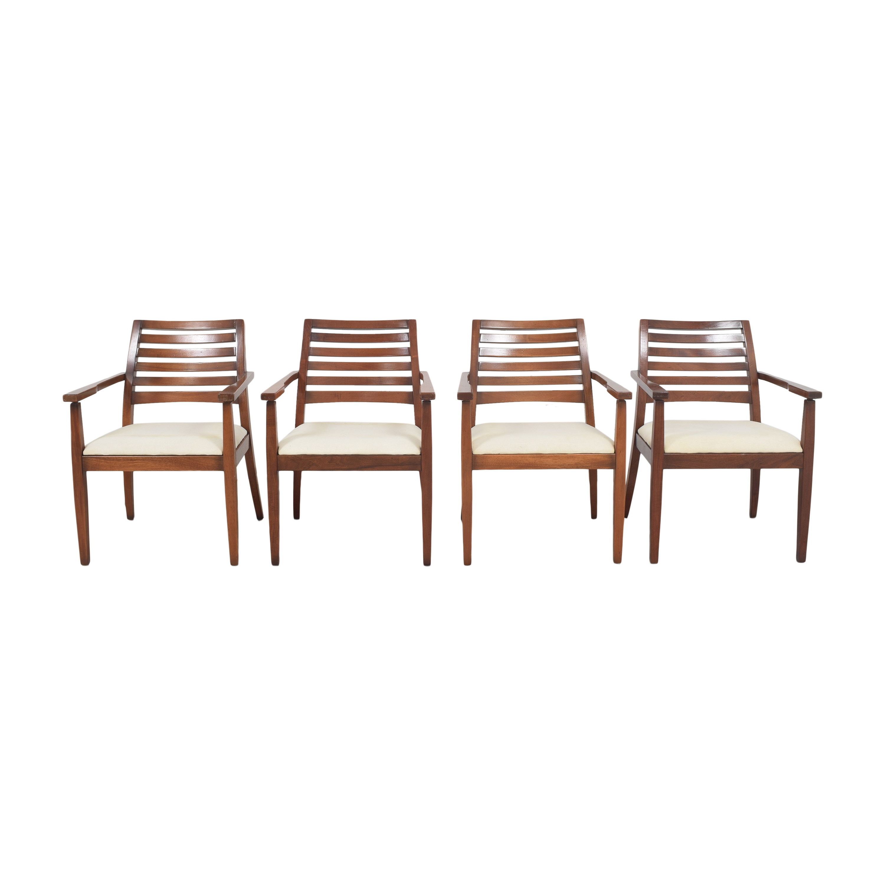 South Cone Furniture Stripe Dining Chairs / Chairs