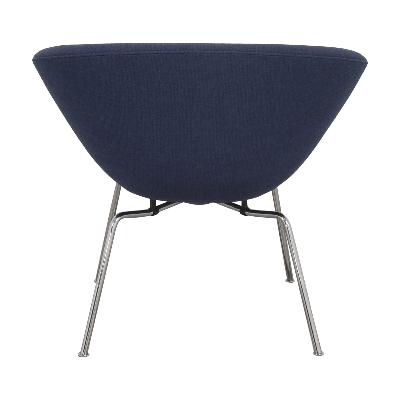 shop Fritz Hansen Pot Lounge Chair by Arne Jacobsen Fritz Hansen