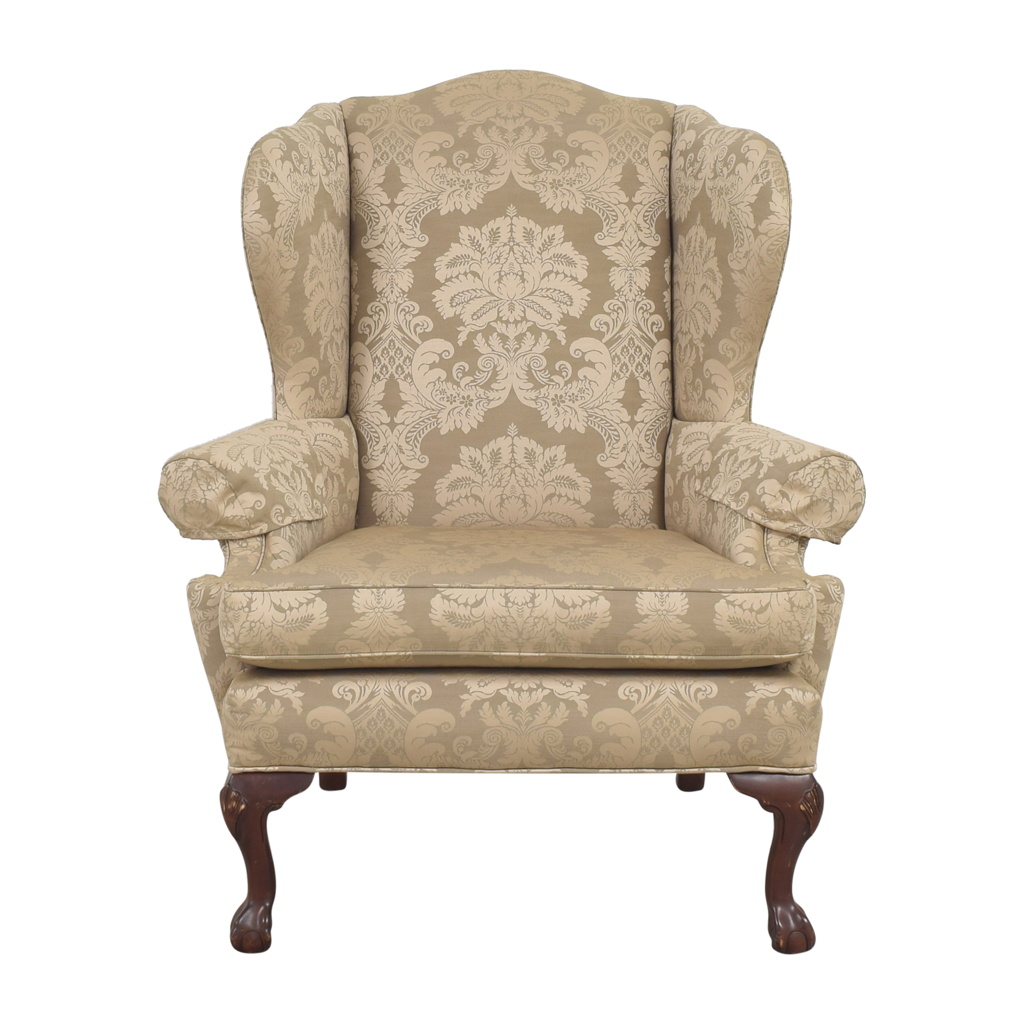 Ethan Allen Wing Accent Chair / Accent Chairs