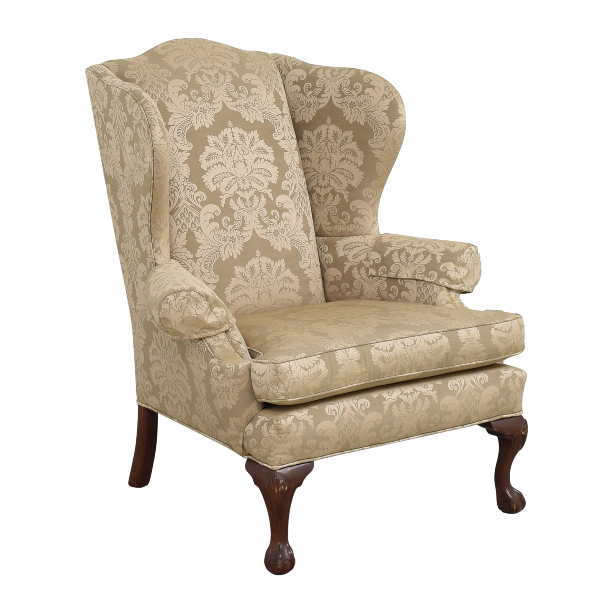 buy Ethan Allen Wing Accent Chair Ethan Allen Chairs