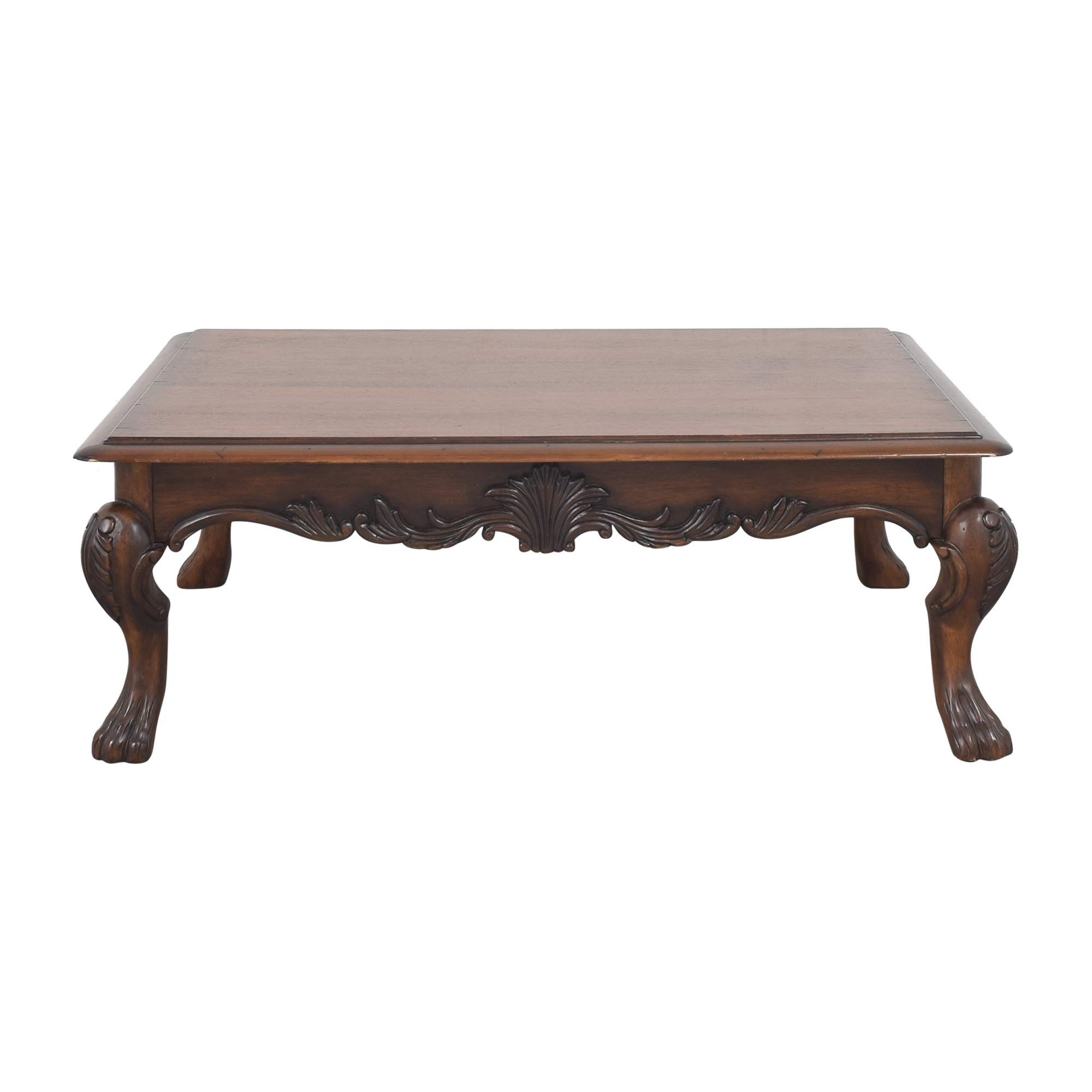 Ethan Allen Ethan Allen Cabriole Coffee Table ma
