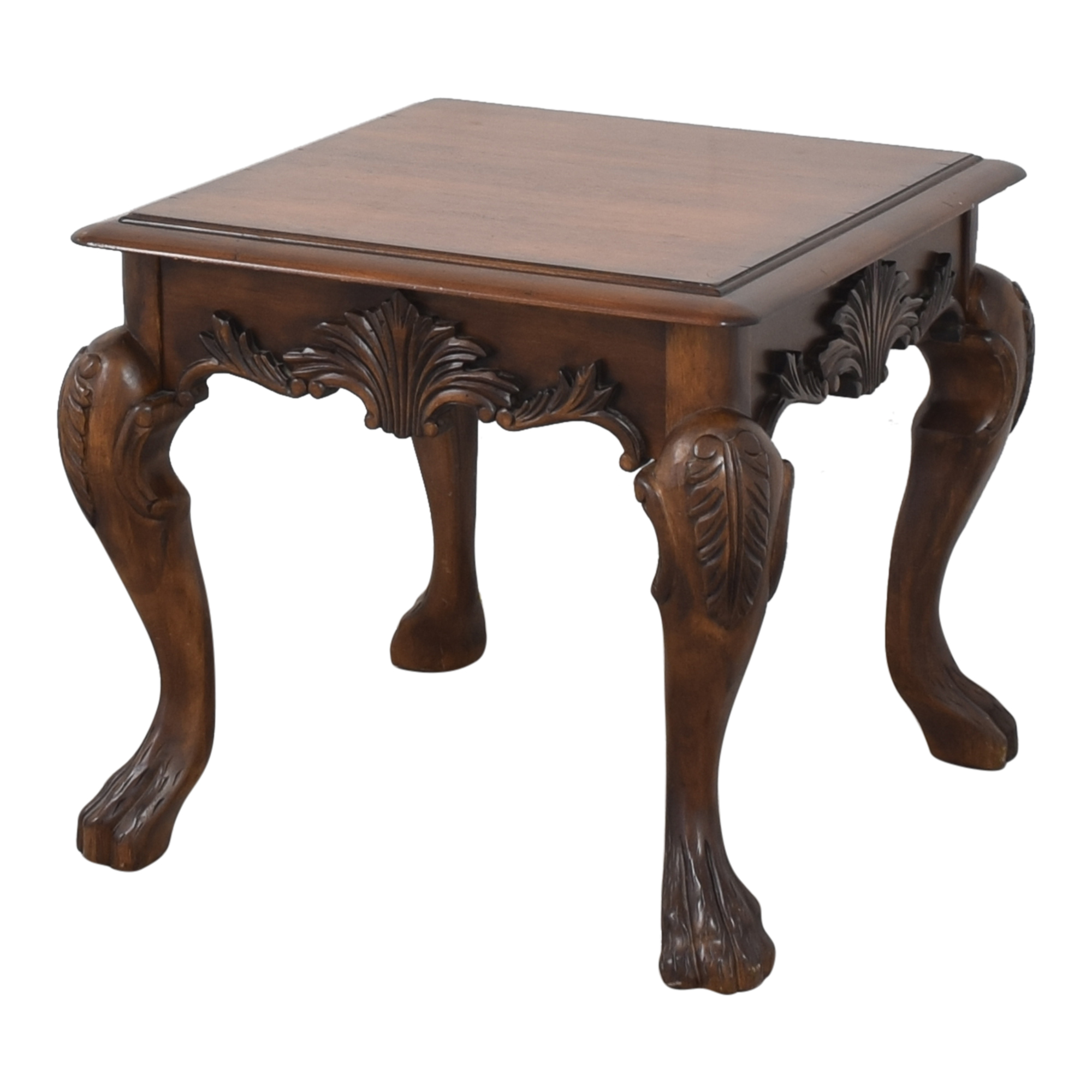 Ethan Allen Ethan Allen Cabriole End Table on sale